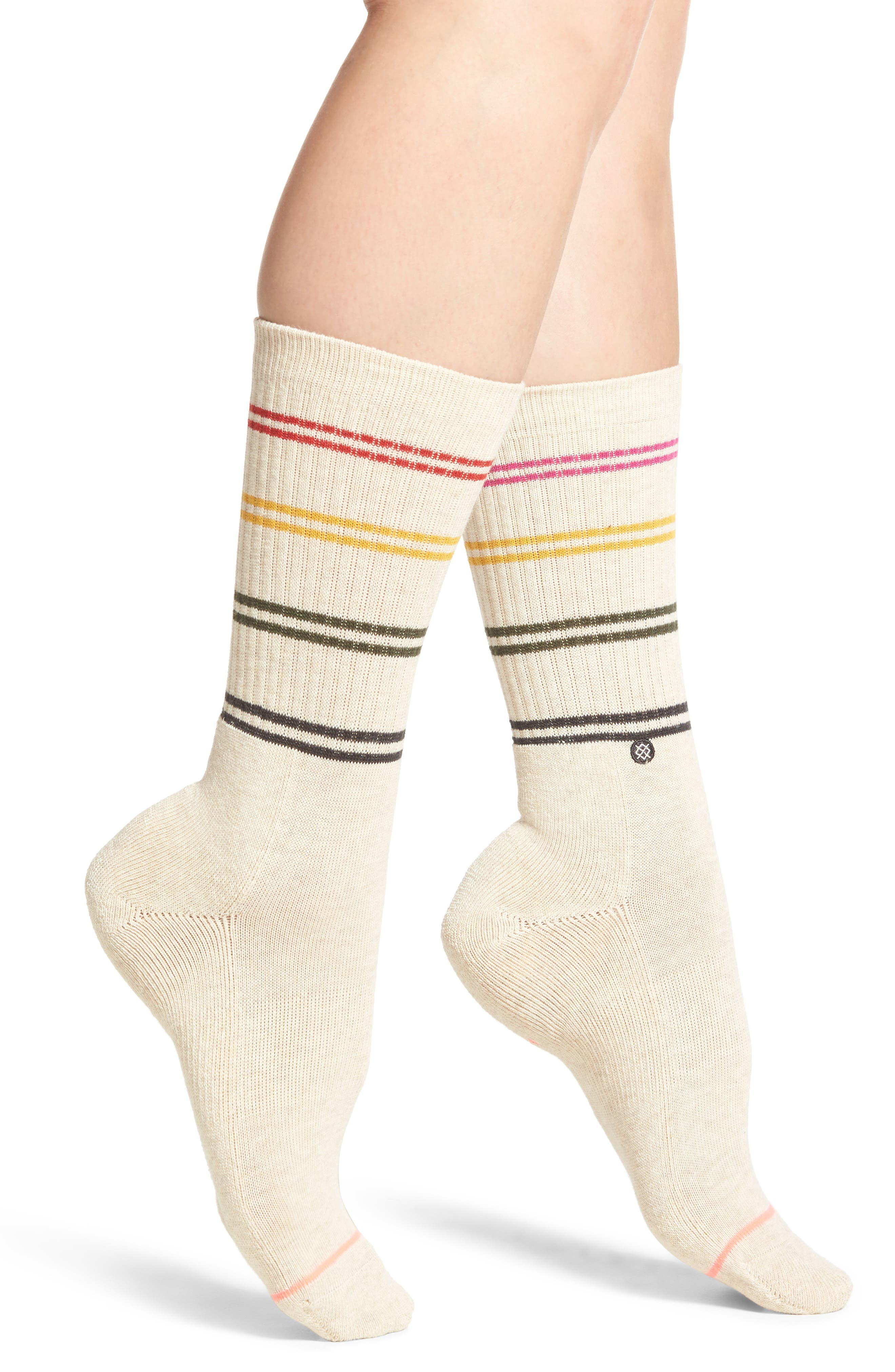 Jah Crew Socks,                             Main thumbnail 1, color,                             250