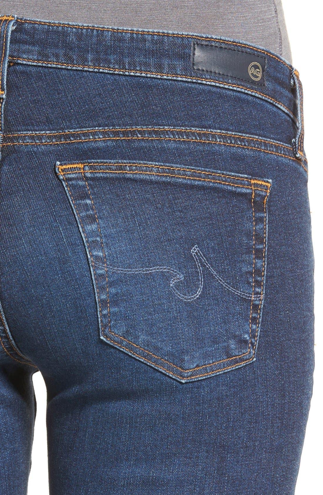 'The Legging' Super Skinny Jeans,                             Alternate thumbnail 20, color,
