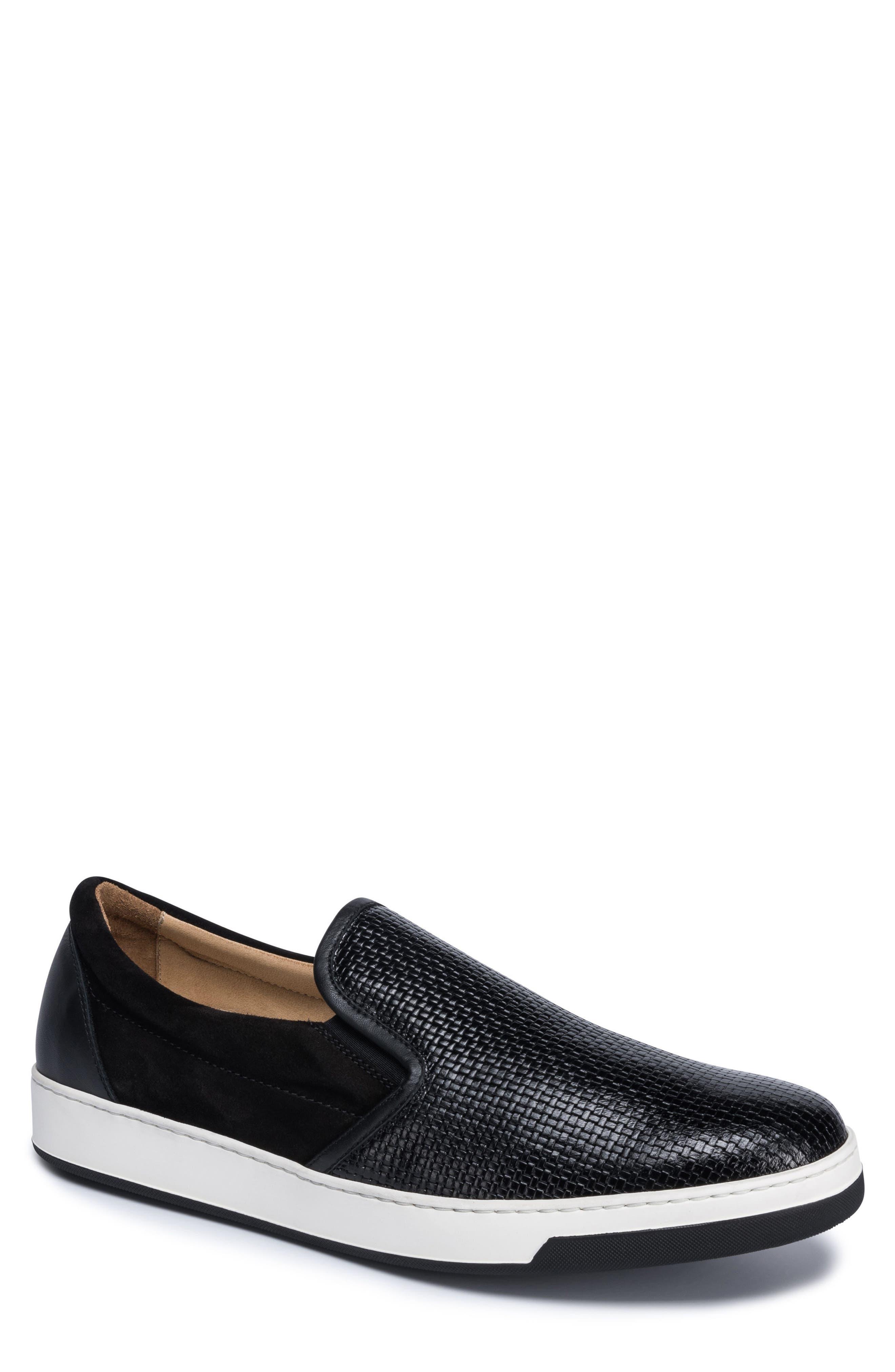 Cinque Terre Woven Slip-On Sneaker,                         Main,                         color,
