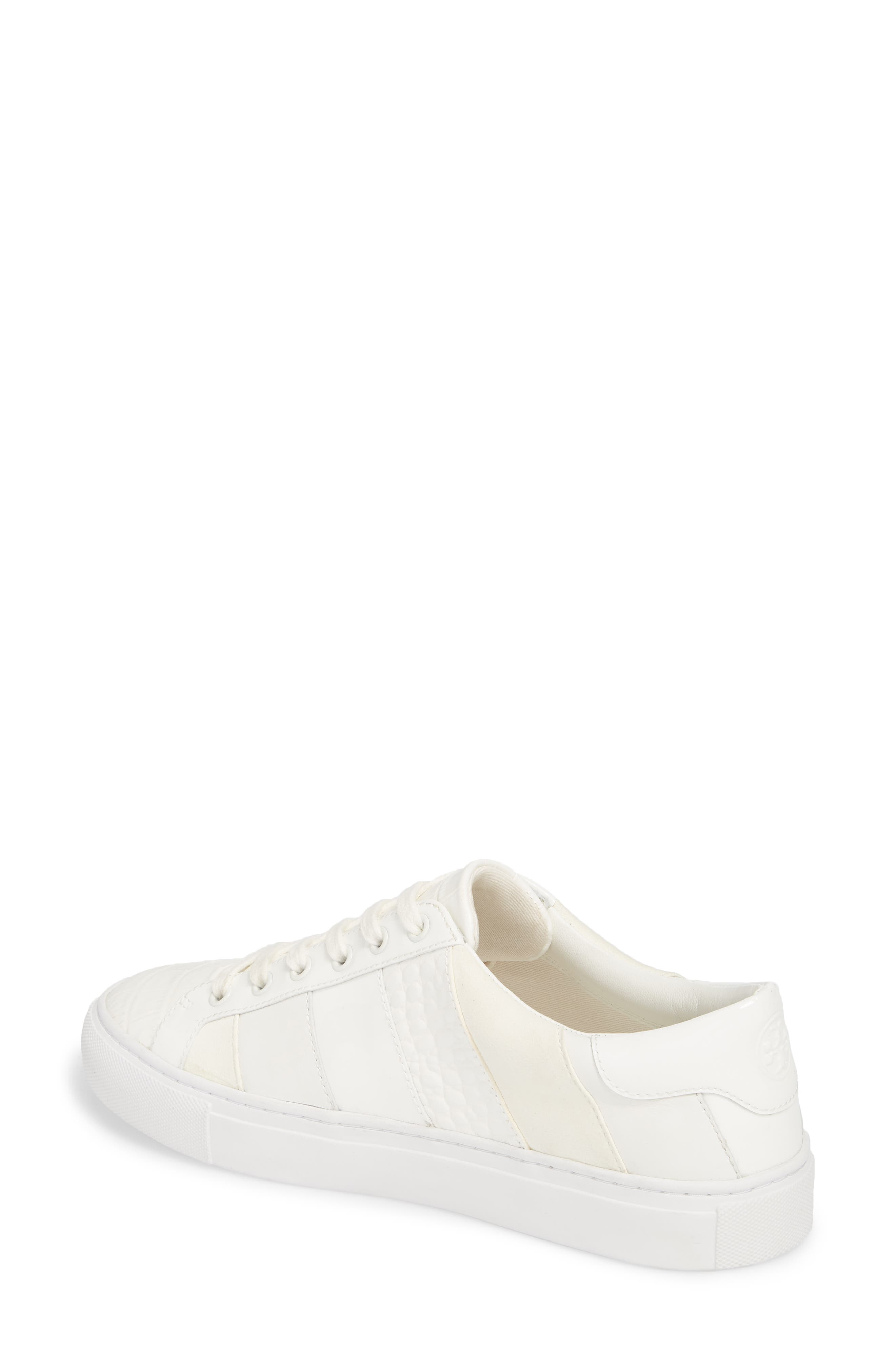 Ames Sneaker,                             Alternate thumbnail 2, color,                             SNOW WHITE