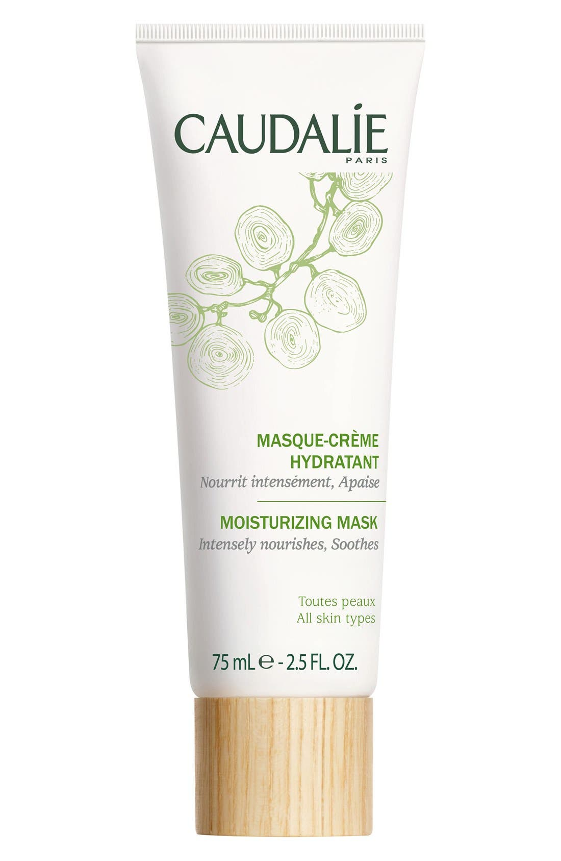 Moisturizing Mask,                             Main thumbnail 1, color,                             000