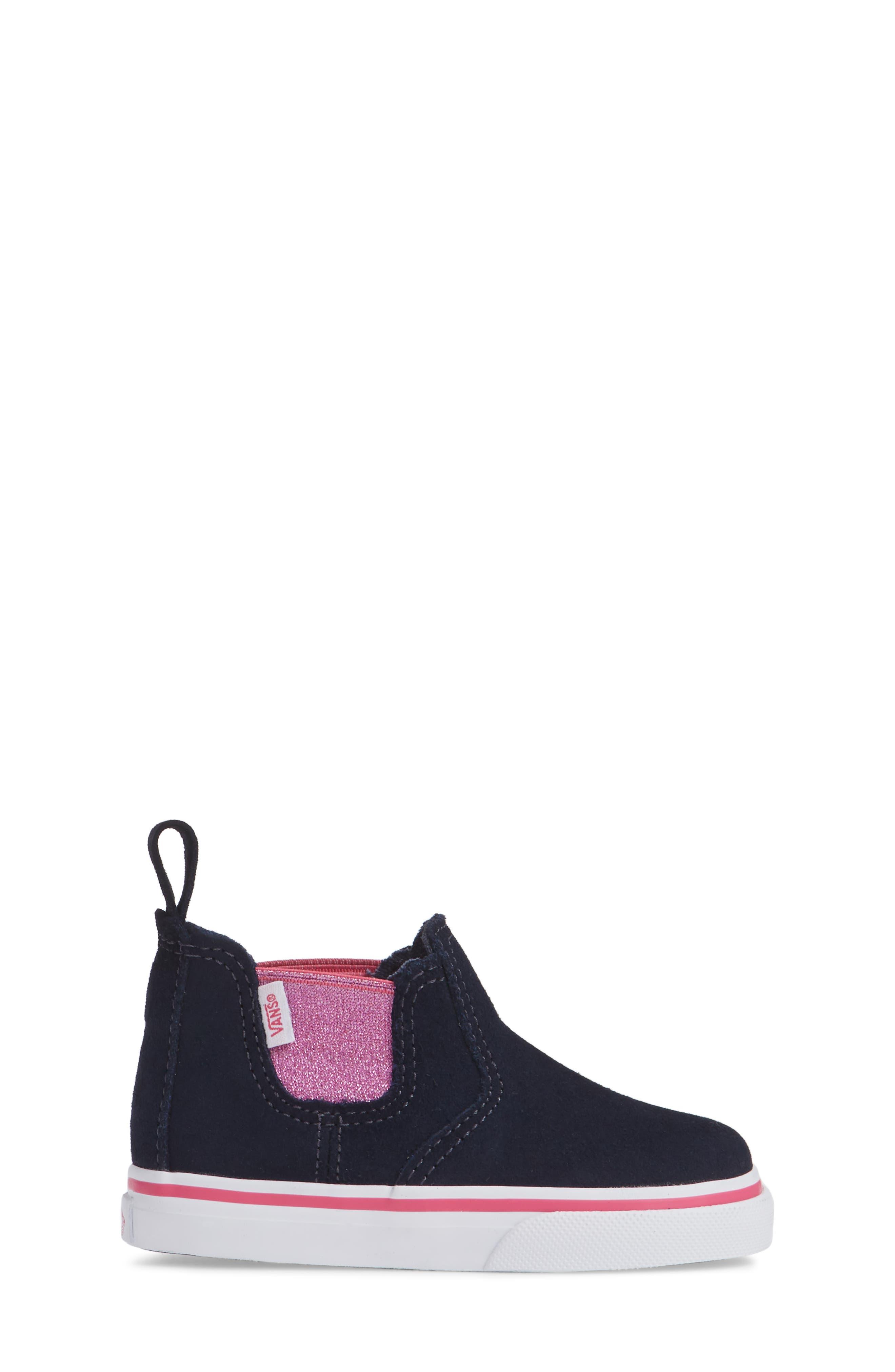 Classic Slip-On Sneaker,                             Alternate thumbnail 3, color,                             421