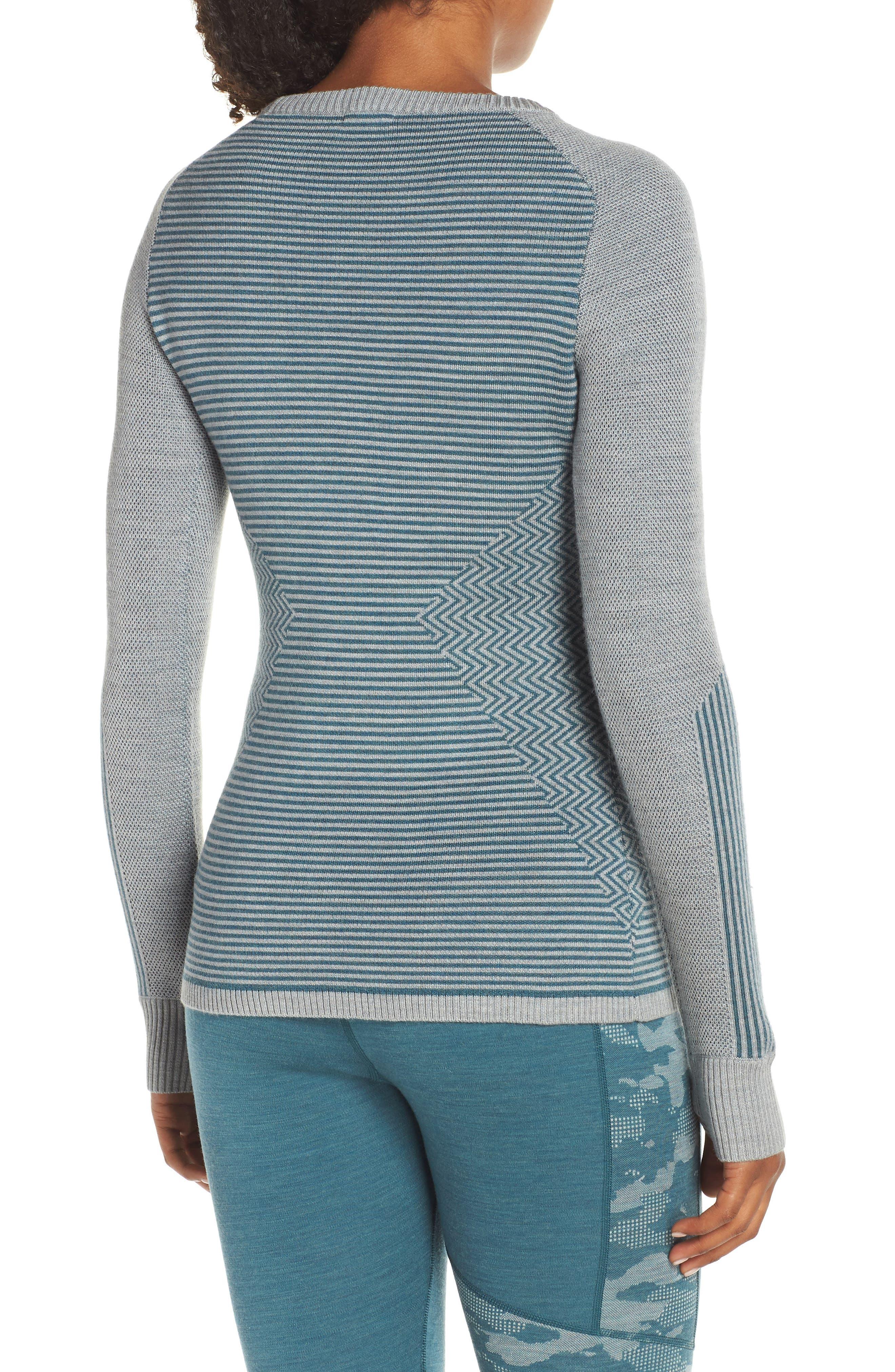SMARTWOOL,                             Dacono Ski Sweater,                             Alternate thumbnail 2, color,                             310
