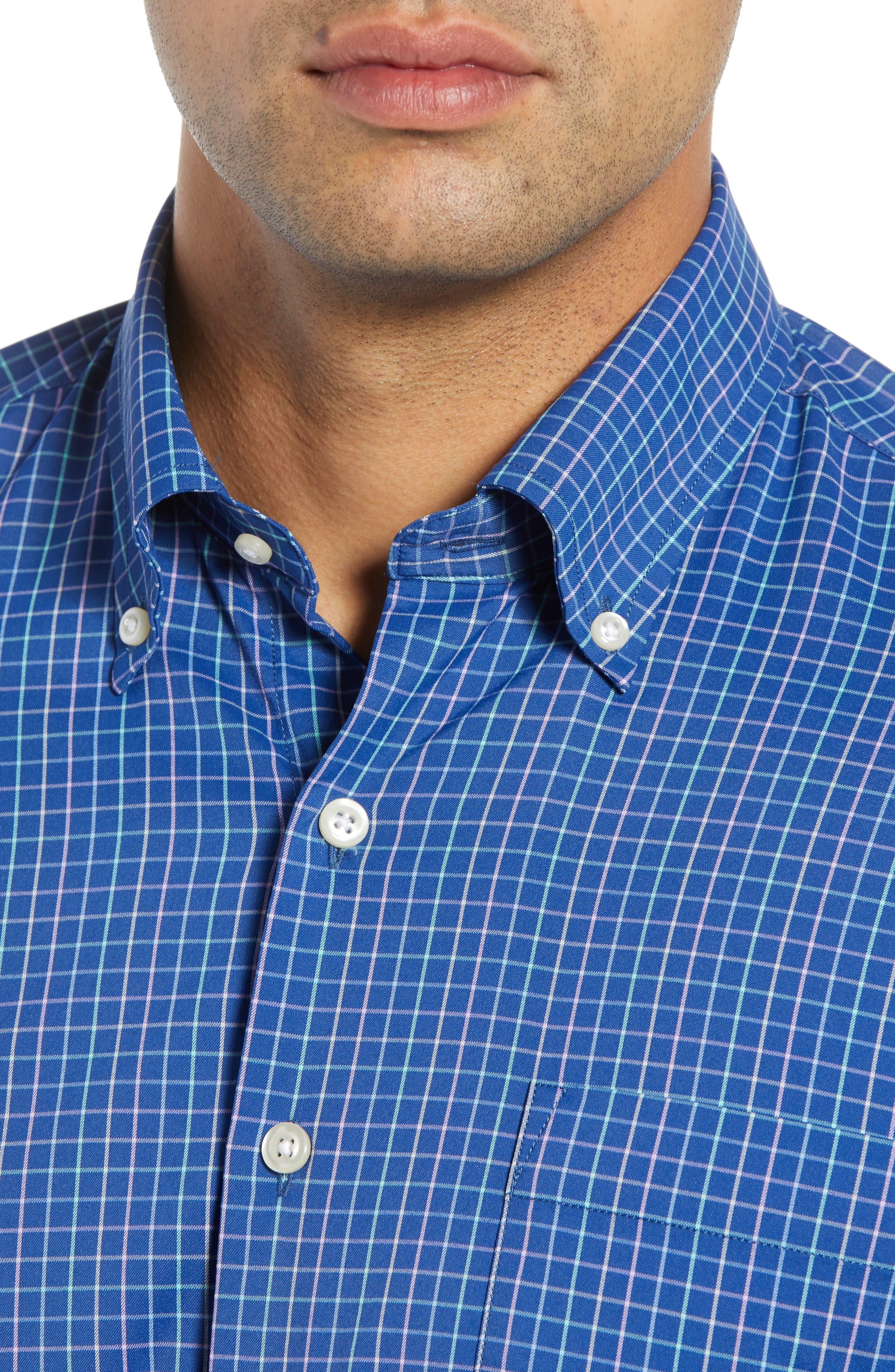 Montgomery Regular Fit Performance Sport Shirt,                             Alternate thumbnail 2, color,                             400