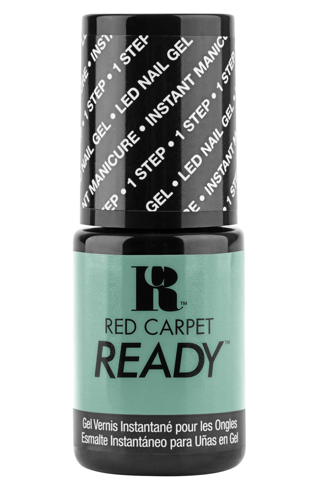 'Red Carpet Ready' LED Nail Gel Polish,                             Main thumbnail 6, color,
