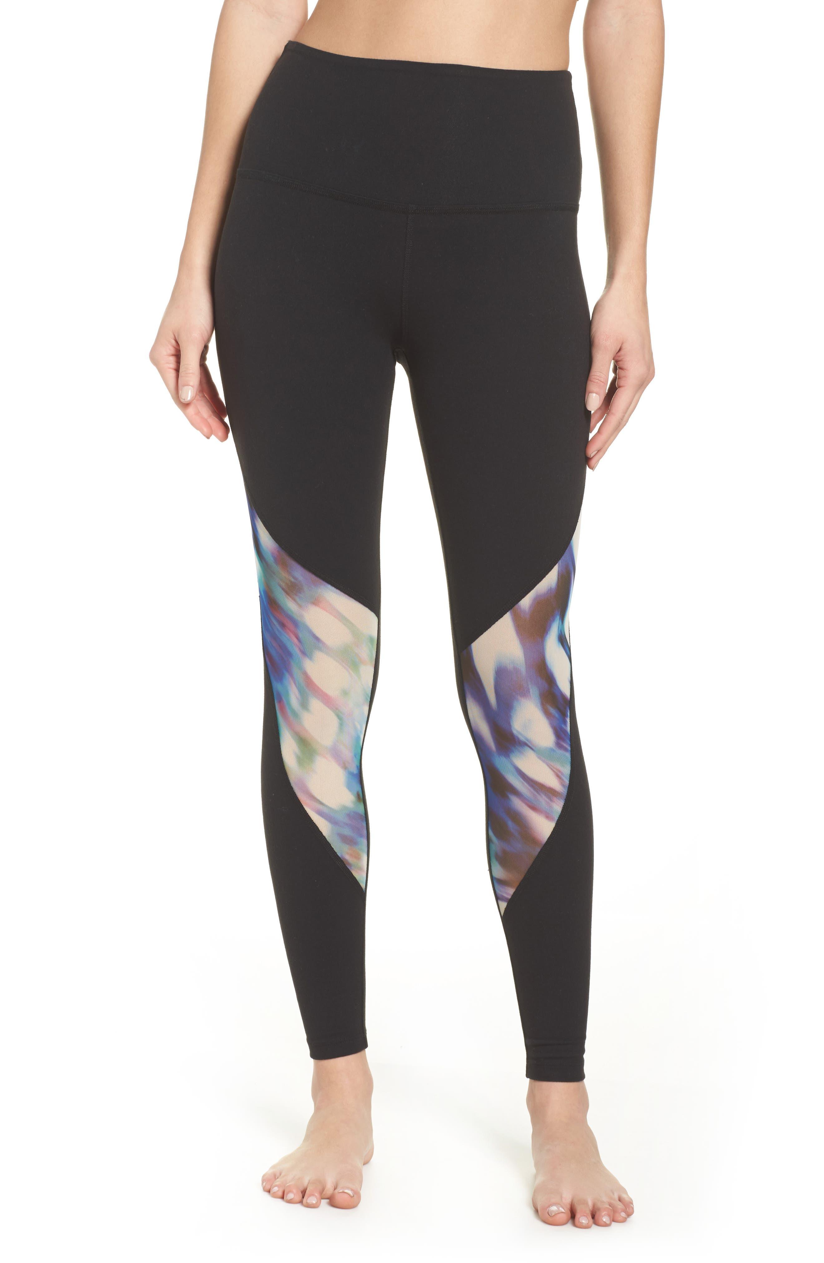 Prismatic High Waist Leggings,                         Main,                         color, 002
