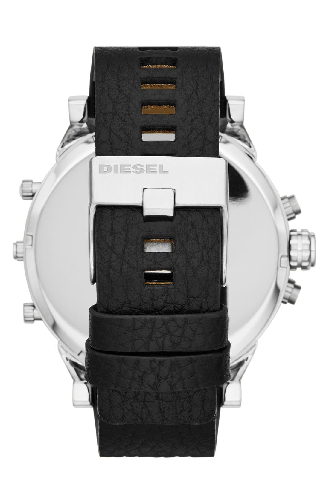 'Mr. Daddy 2.0' Chronograph Watch, 57mm,                             Alternate thumbnail 2, color,                             001