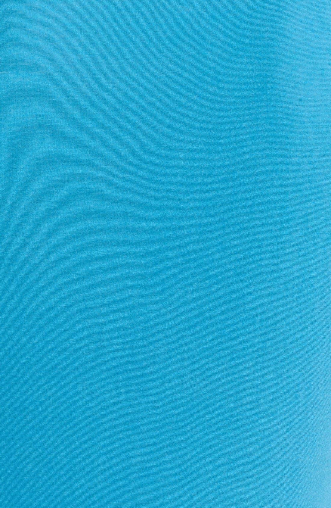 Crewneck Jersey T-Shirt,                             Alternate thumbnail 198, color,