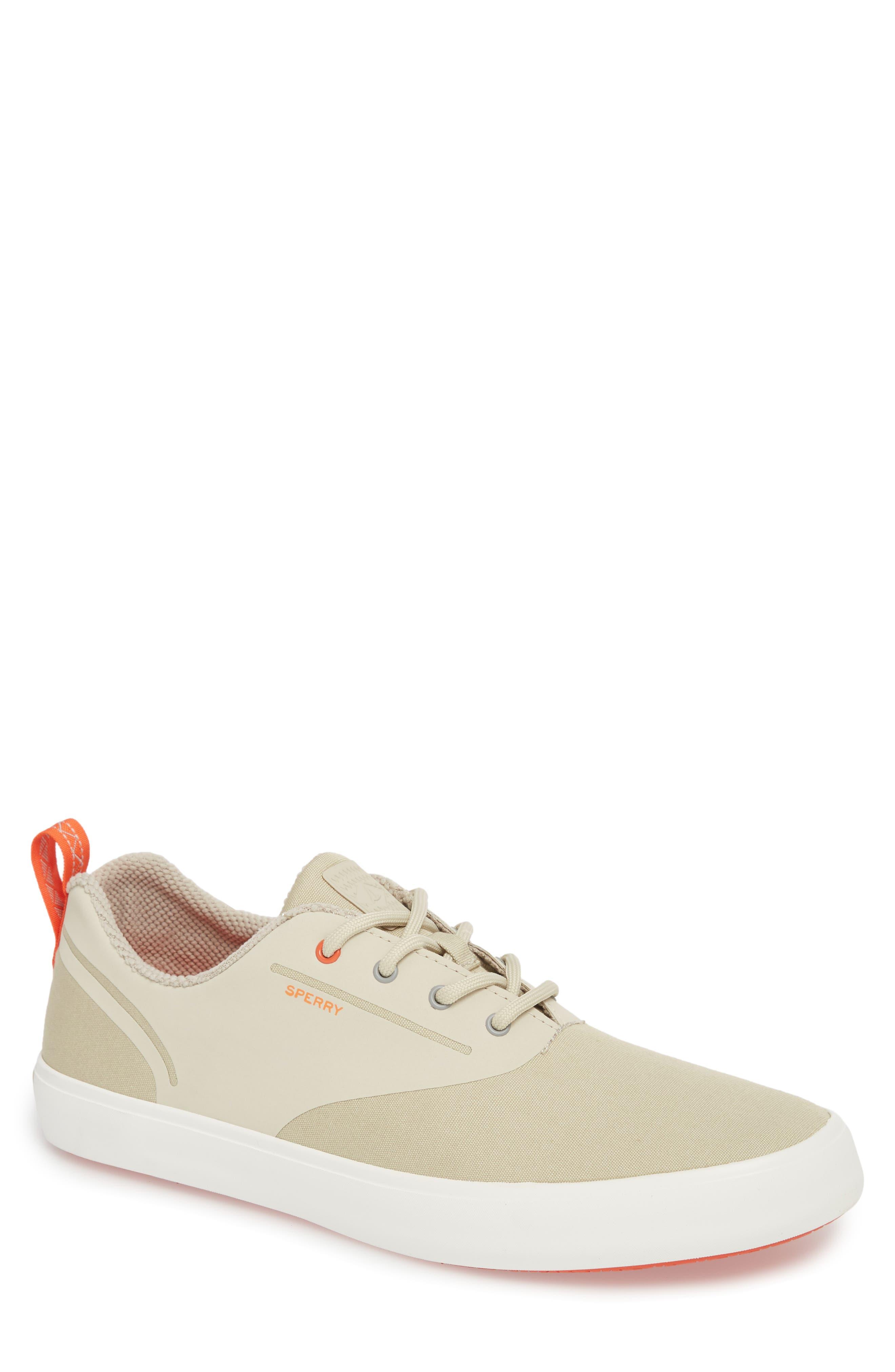 Flex Deck CVO Sneaker,                             Main thumbnail 1, color,                             BEIGE