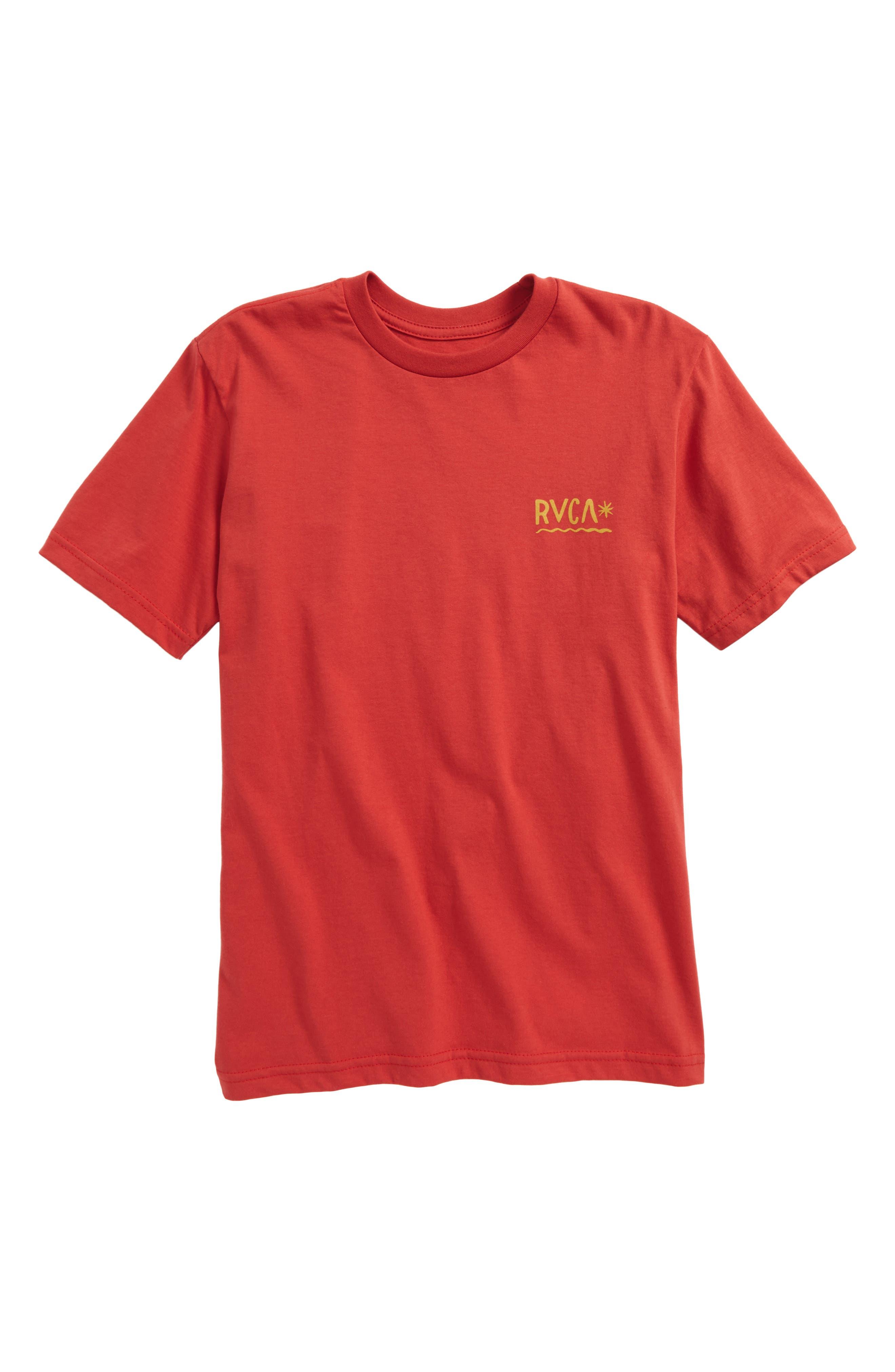 Squiggle Logo T-Shirt,                             Main thumbnail 2, color,