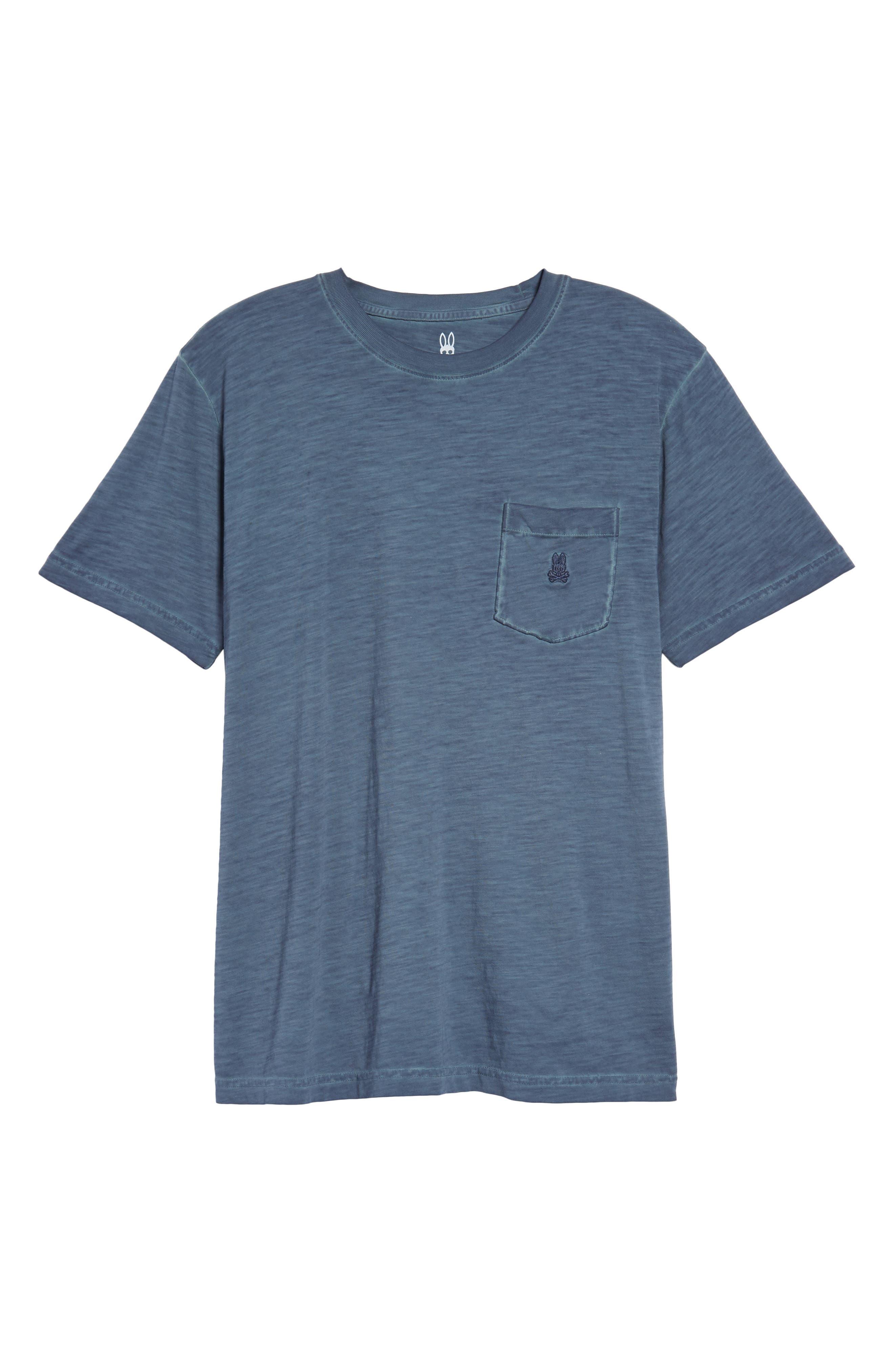 Sunwash Pocket T-Shirt,                             Alternate thumbnail 21, color,