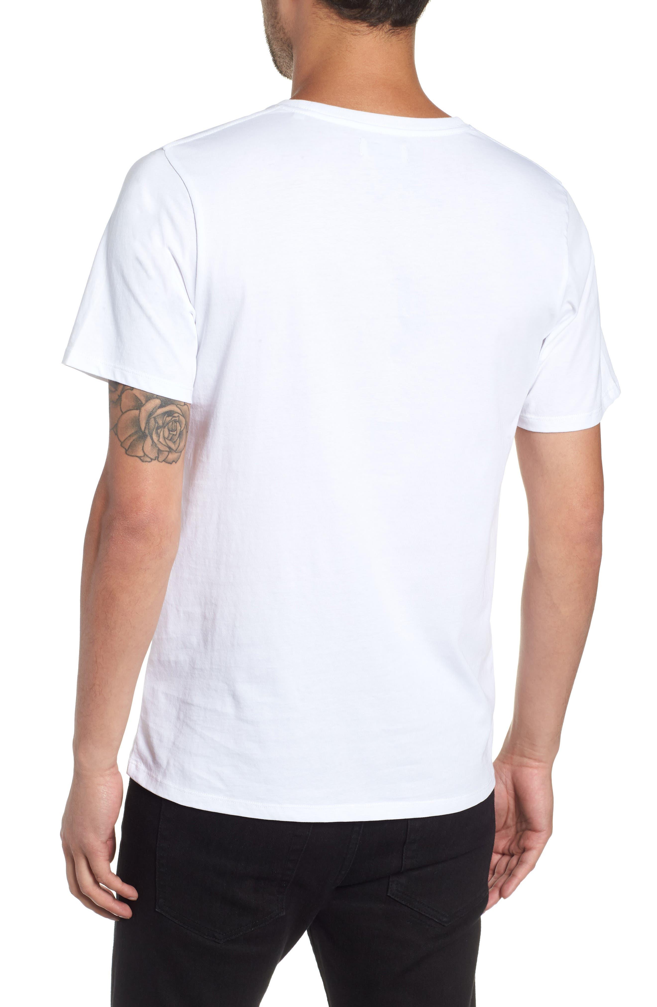 Slash Graphic T-Shirt,                             Alternate thumbnail 2, color,                             110