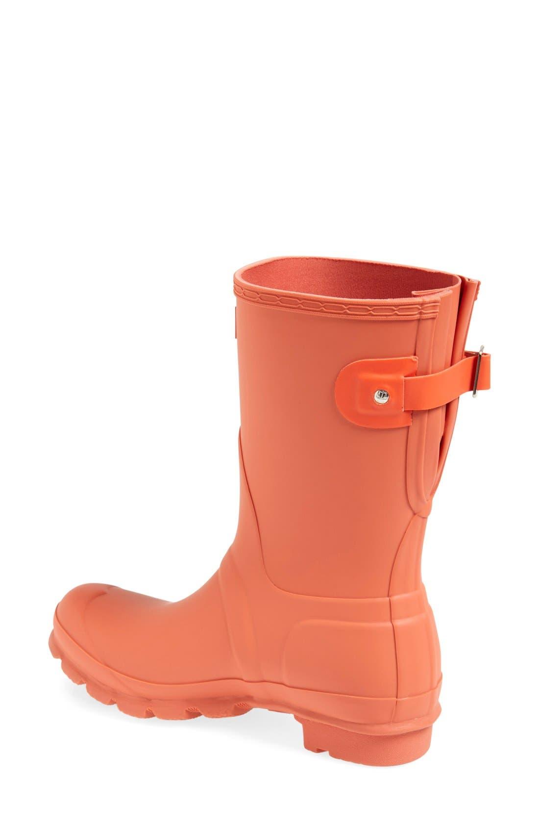 Original Short Back Adjustable Rain Boot,                             Alternate thumbnail 30, color,