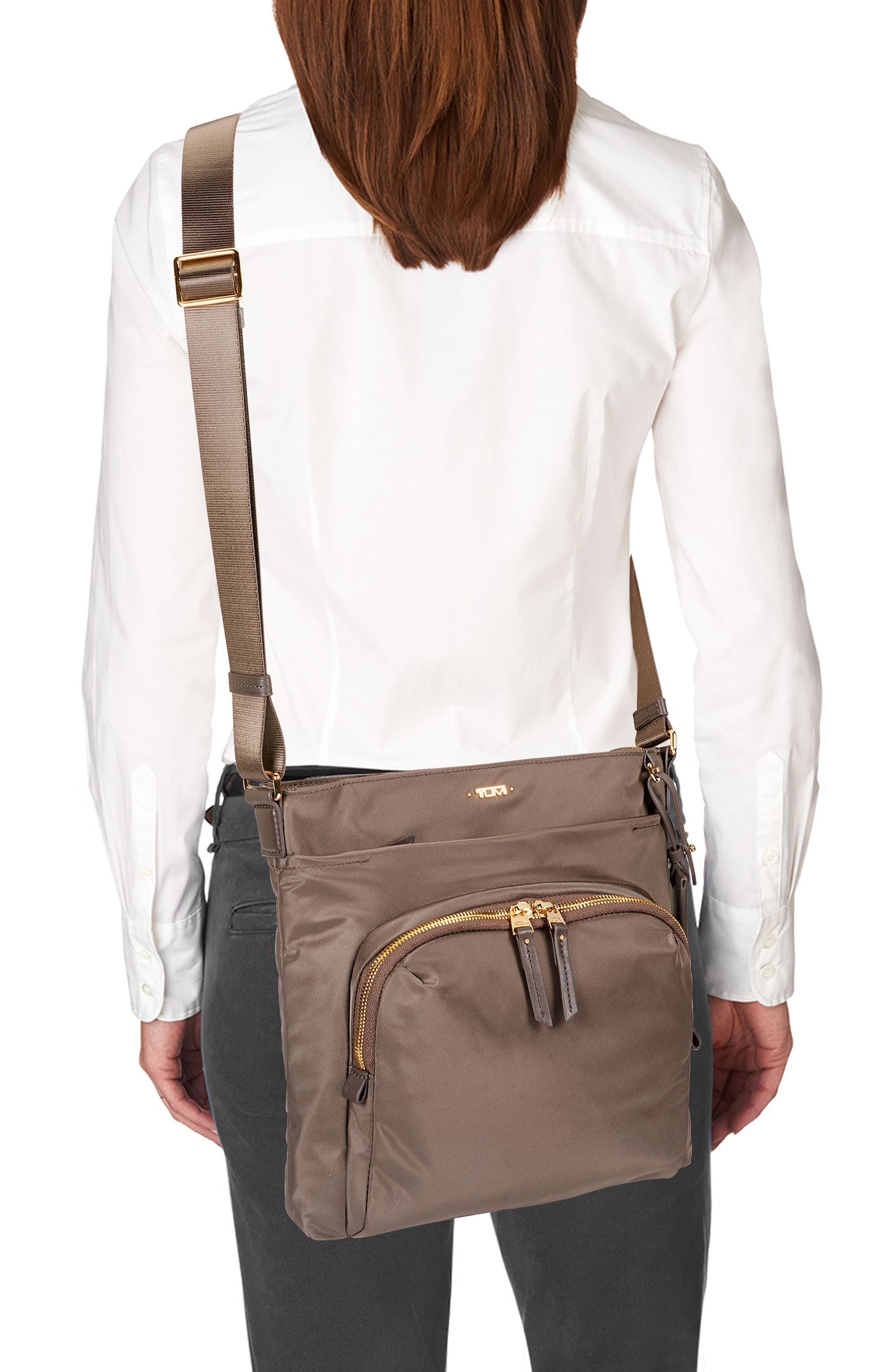 Voyageur - Capri Nylon Crossbody Bag,                             Alternate thumbnail 69, color,