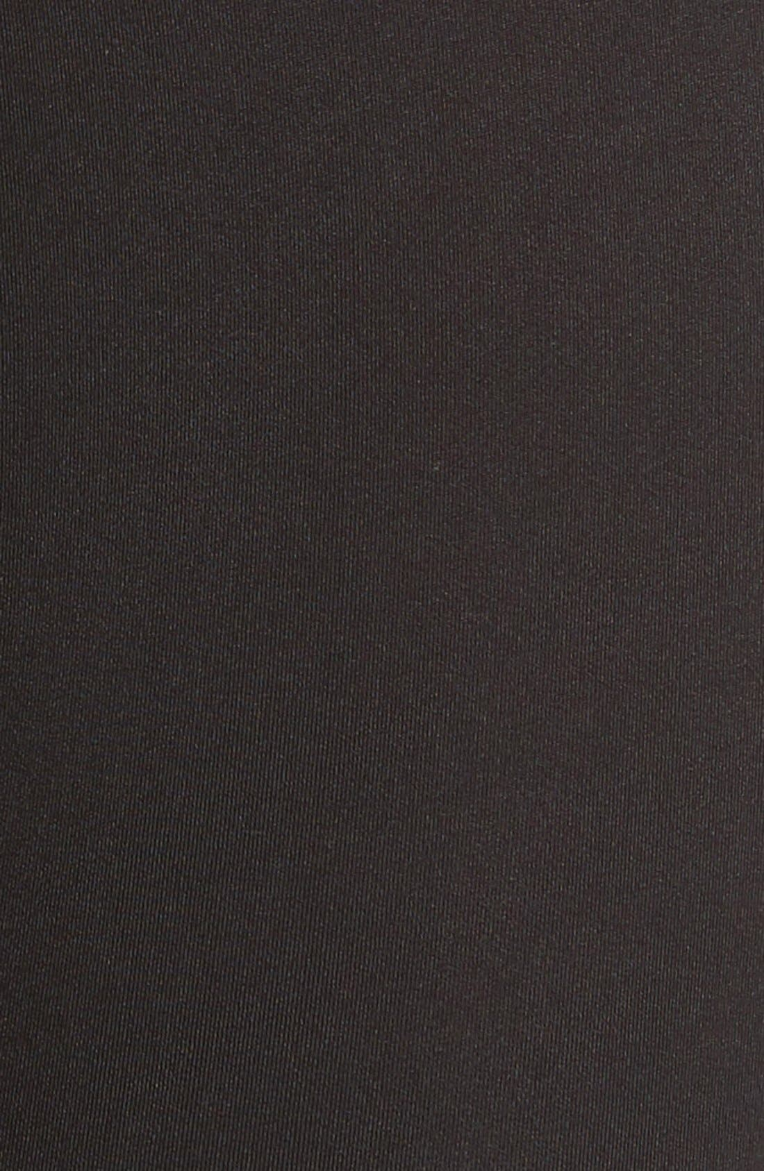 Liquid Stretch Microfiber Boxer Briefs,                             Alternate thumbnail 4, color,                             001
