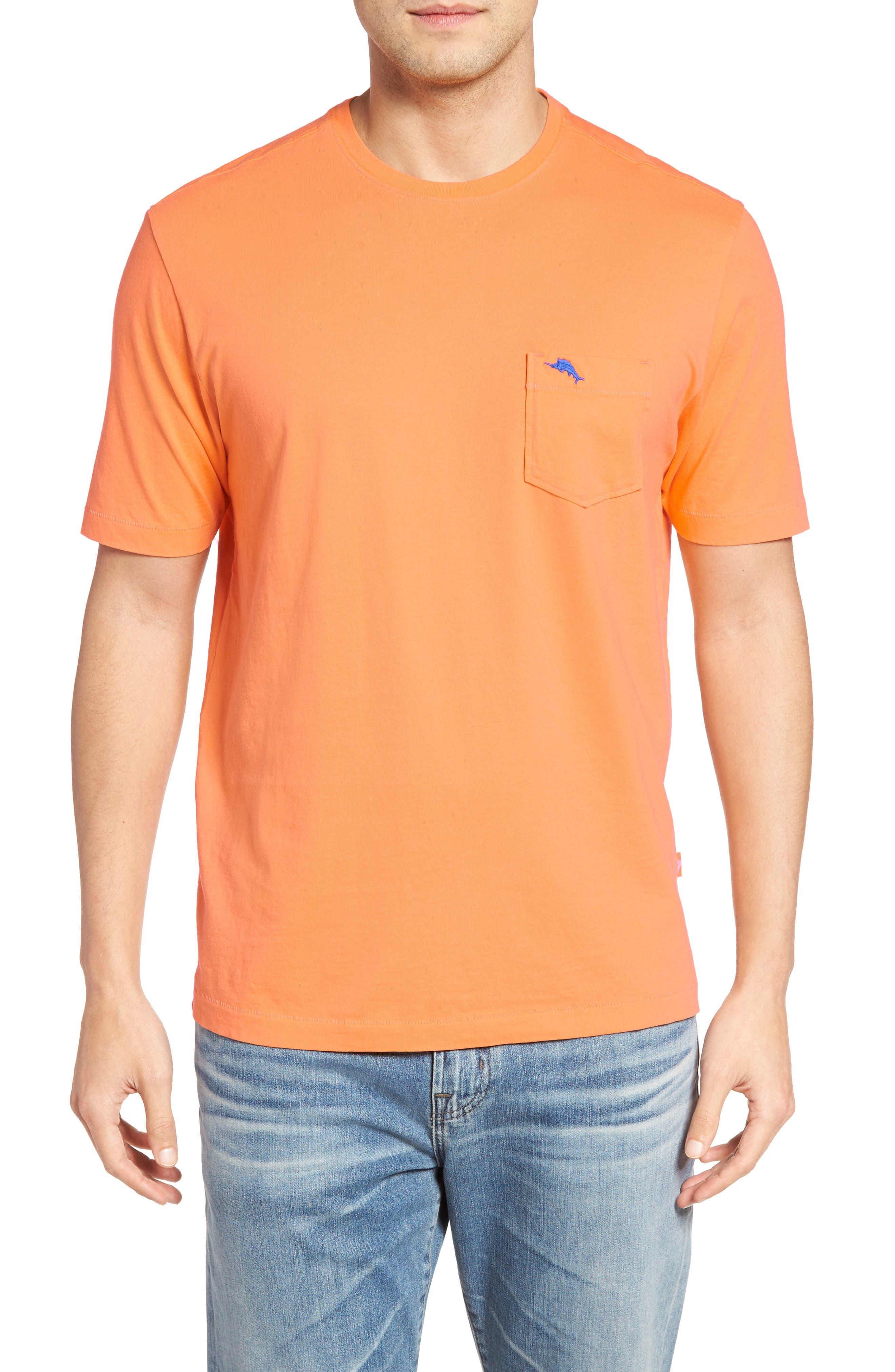 New Bali Sky Pima Cotton Pocket T-Shirt,                             Main thumbnail 51, color,