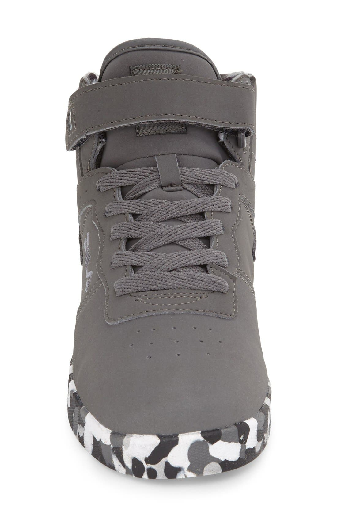 Vulc 13 Mashup High Top Sneaker,                             Alternate thumbnail 9, color,