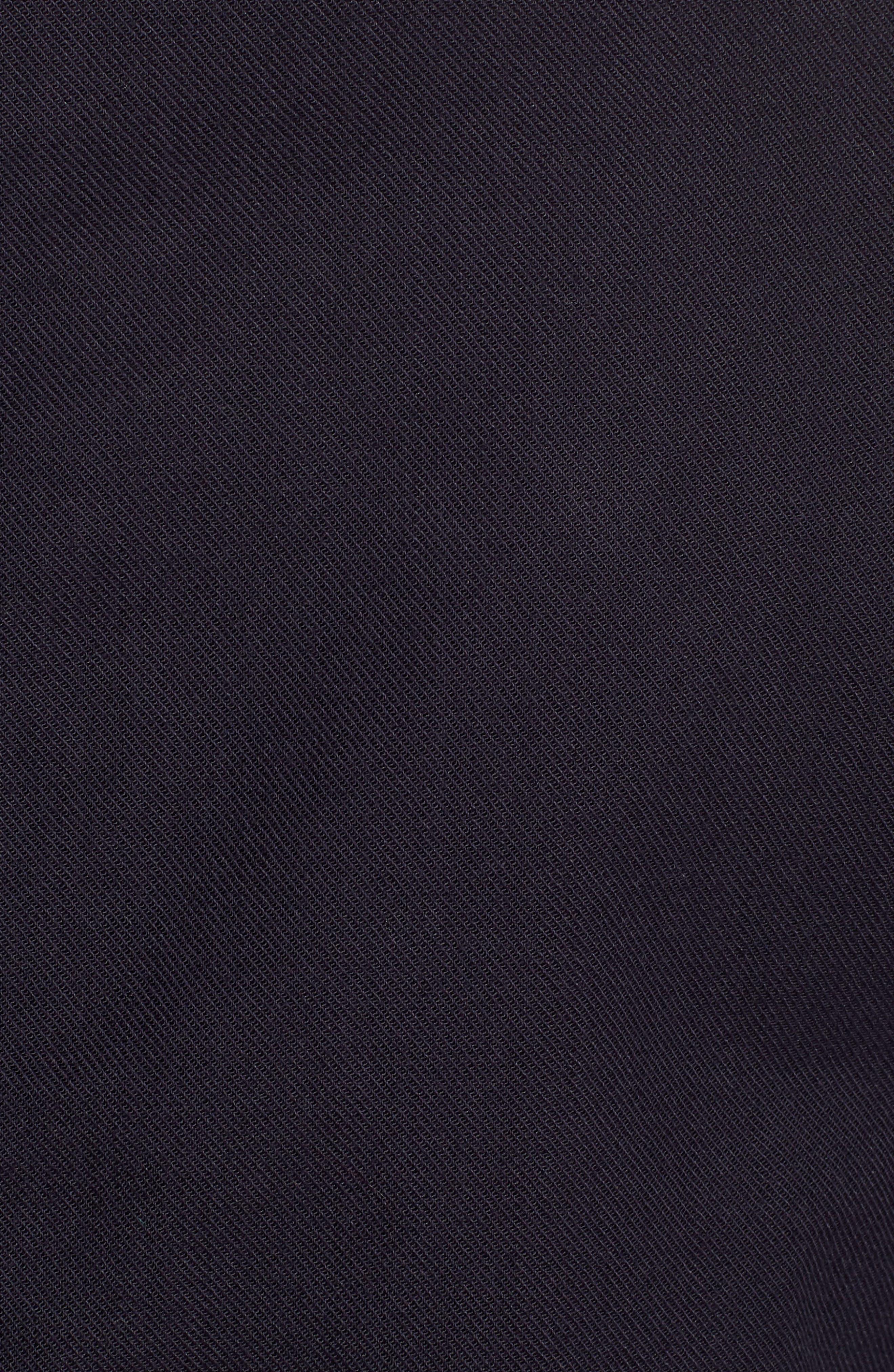 Slim Fit Slub Twill Cotton & Linen Jacket,                             Alternate thumbnail 6, color,                             001