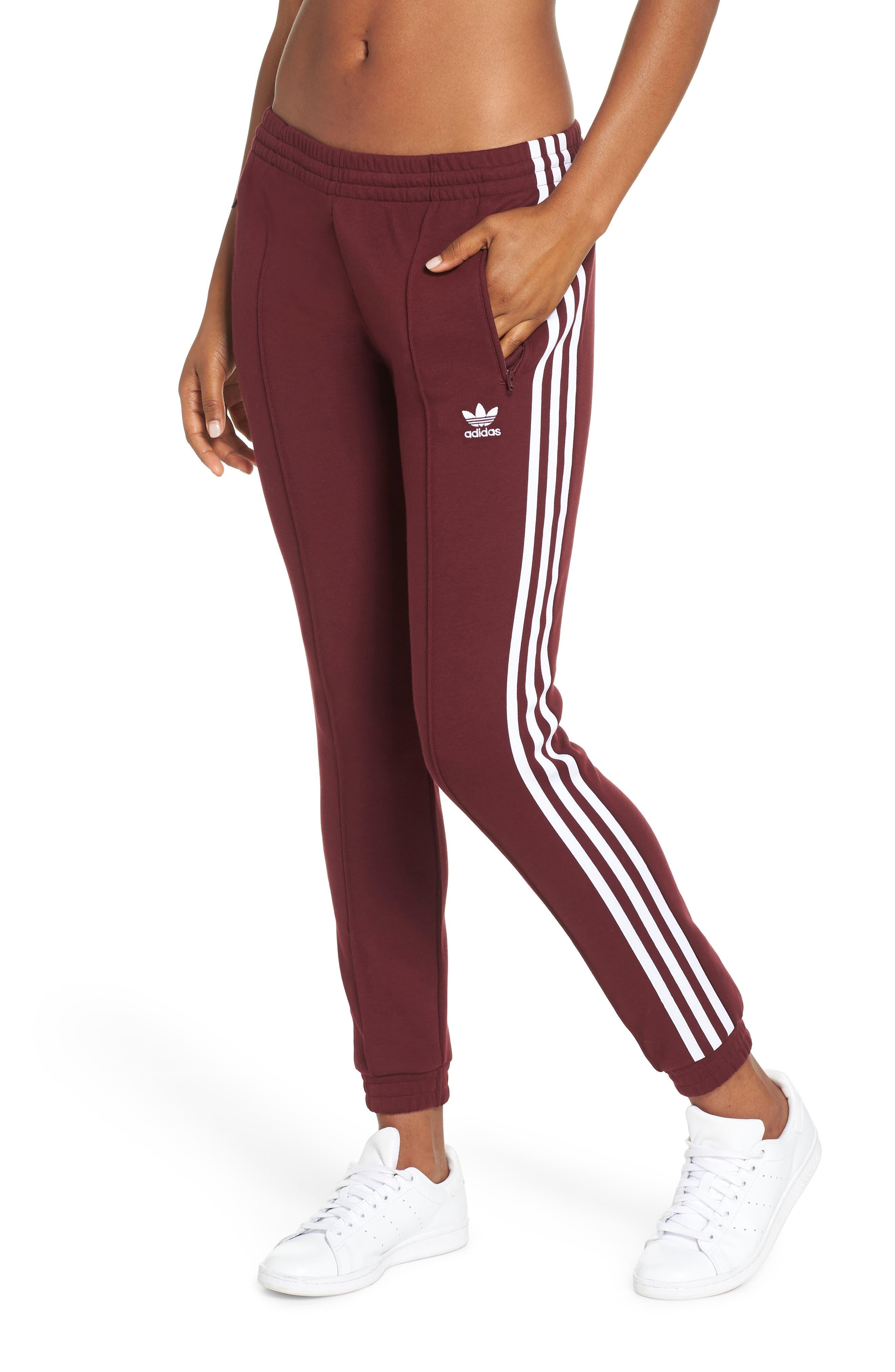 ADIDAS ORIGINALS SST Track Pants, Main, color, 930