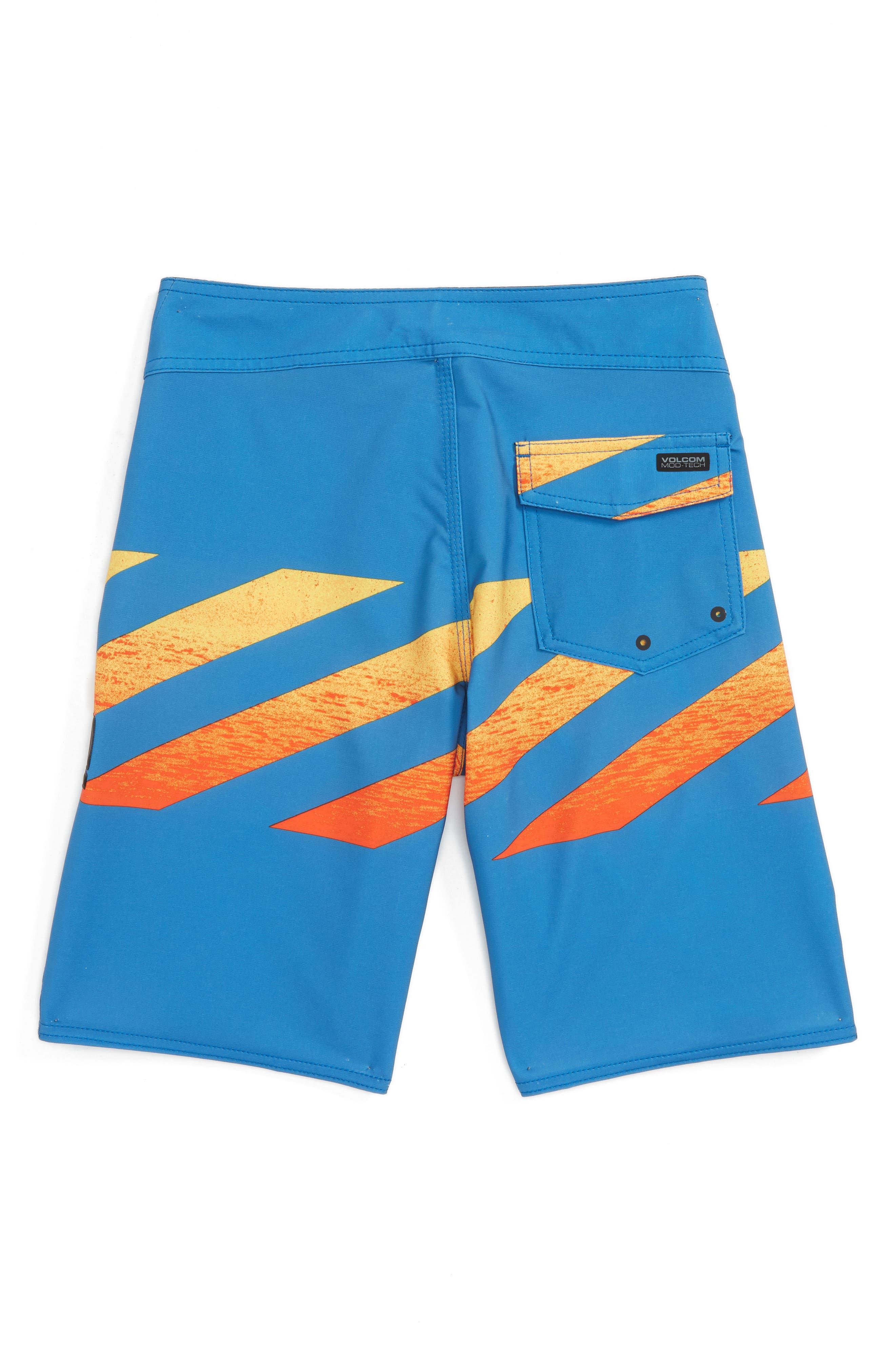 Macaw Mod Board Shorts,                             Main thumbnail 5, color,