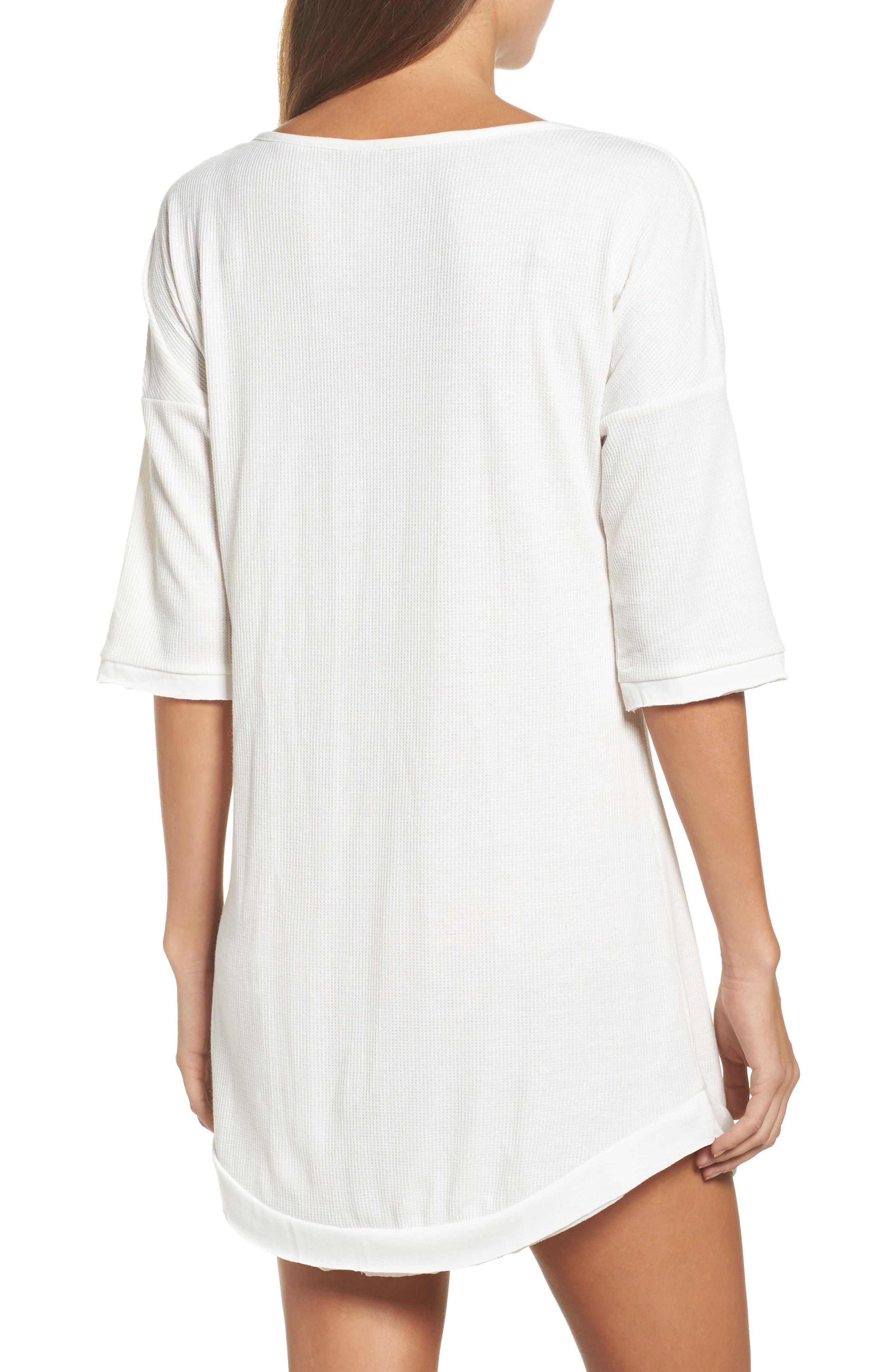 Sleep Shirt,                             Alternate thumbnail 8, color,