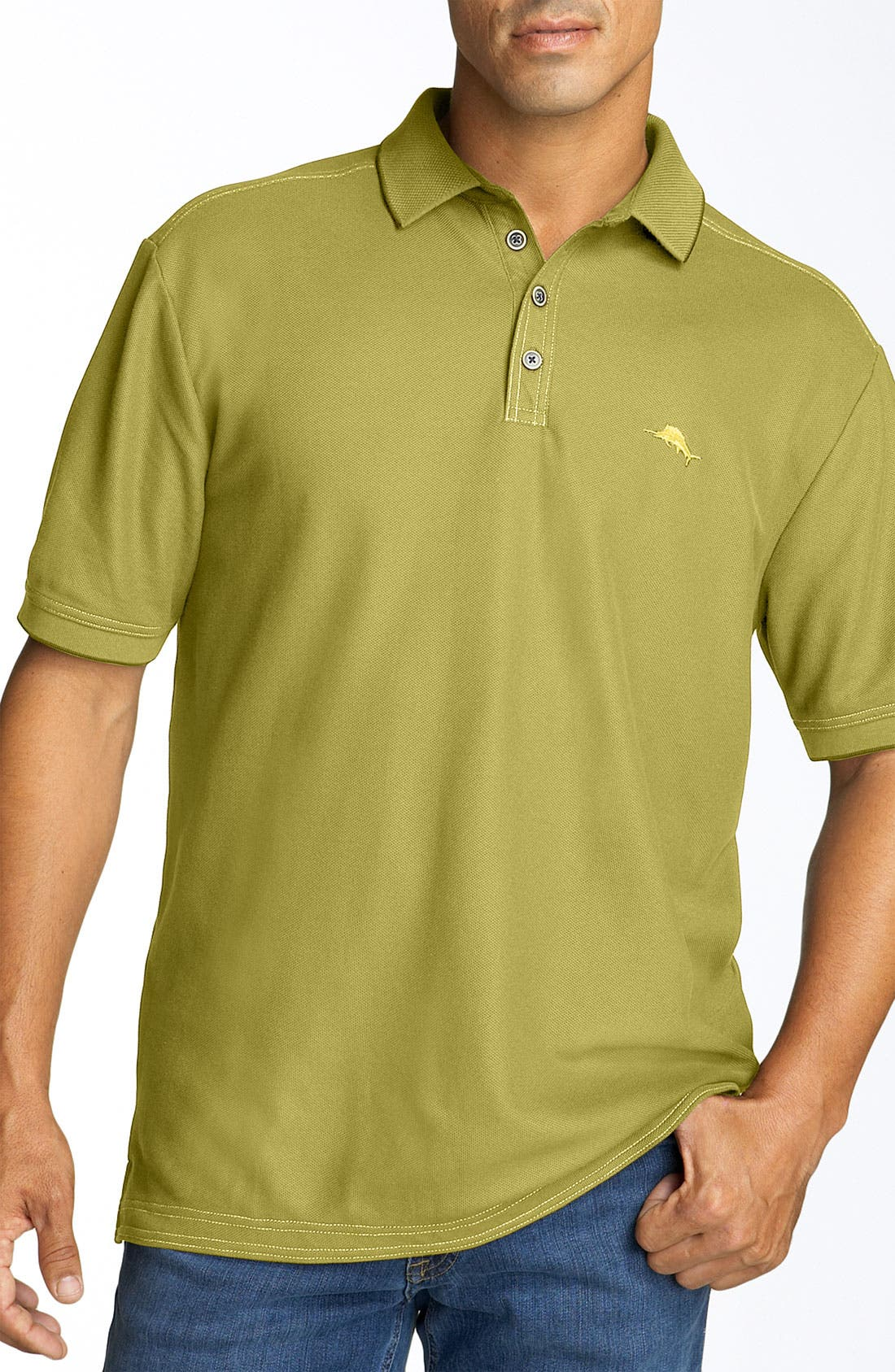 'The Emfielder' Original Fit Piqué Polo,                             Main thumbnail 36, color,