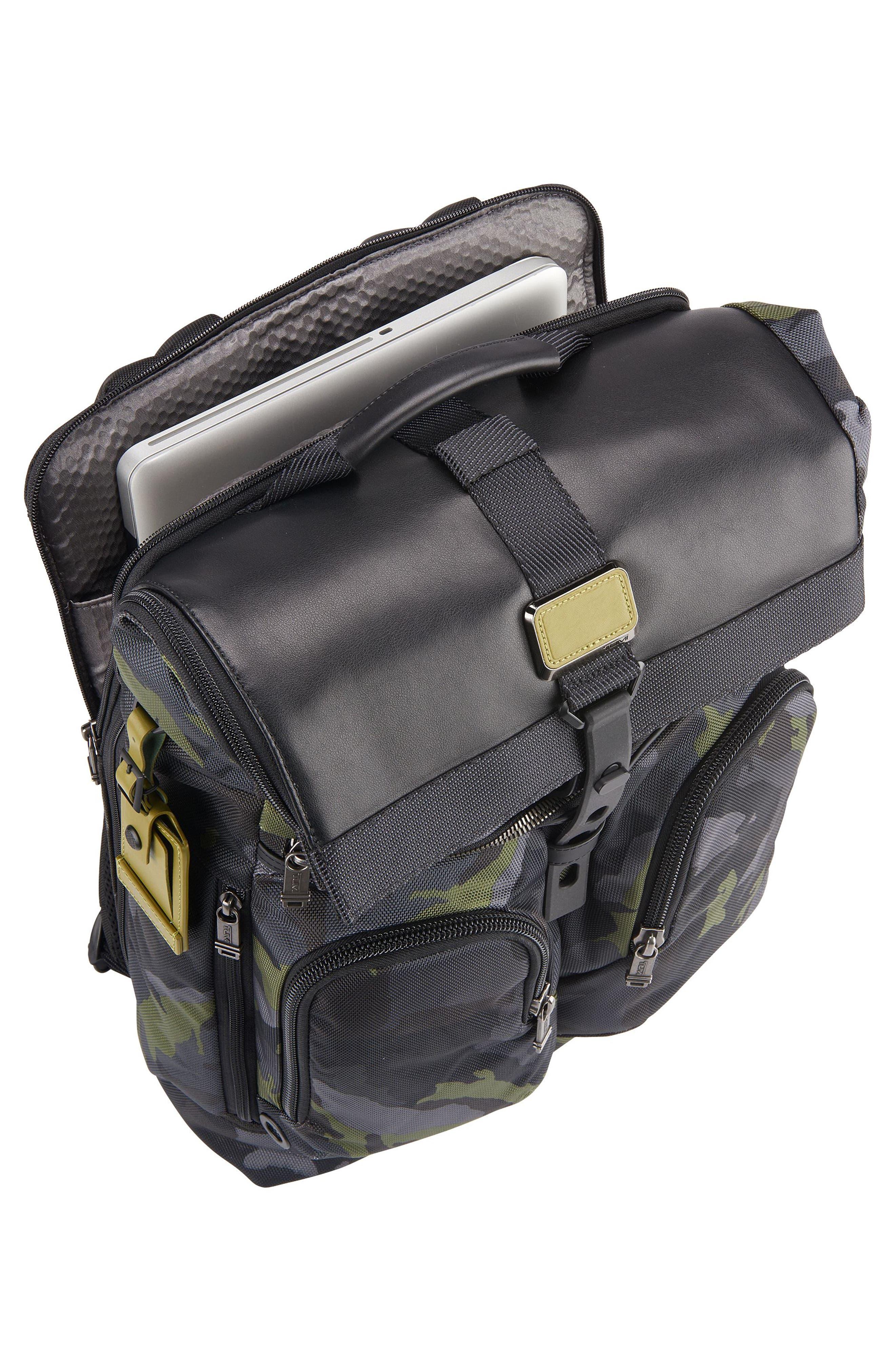 Alpha Bravo - London Backpack,                             Alternate thumbnail 6, color,