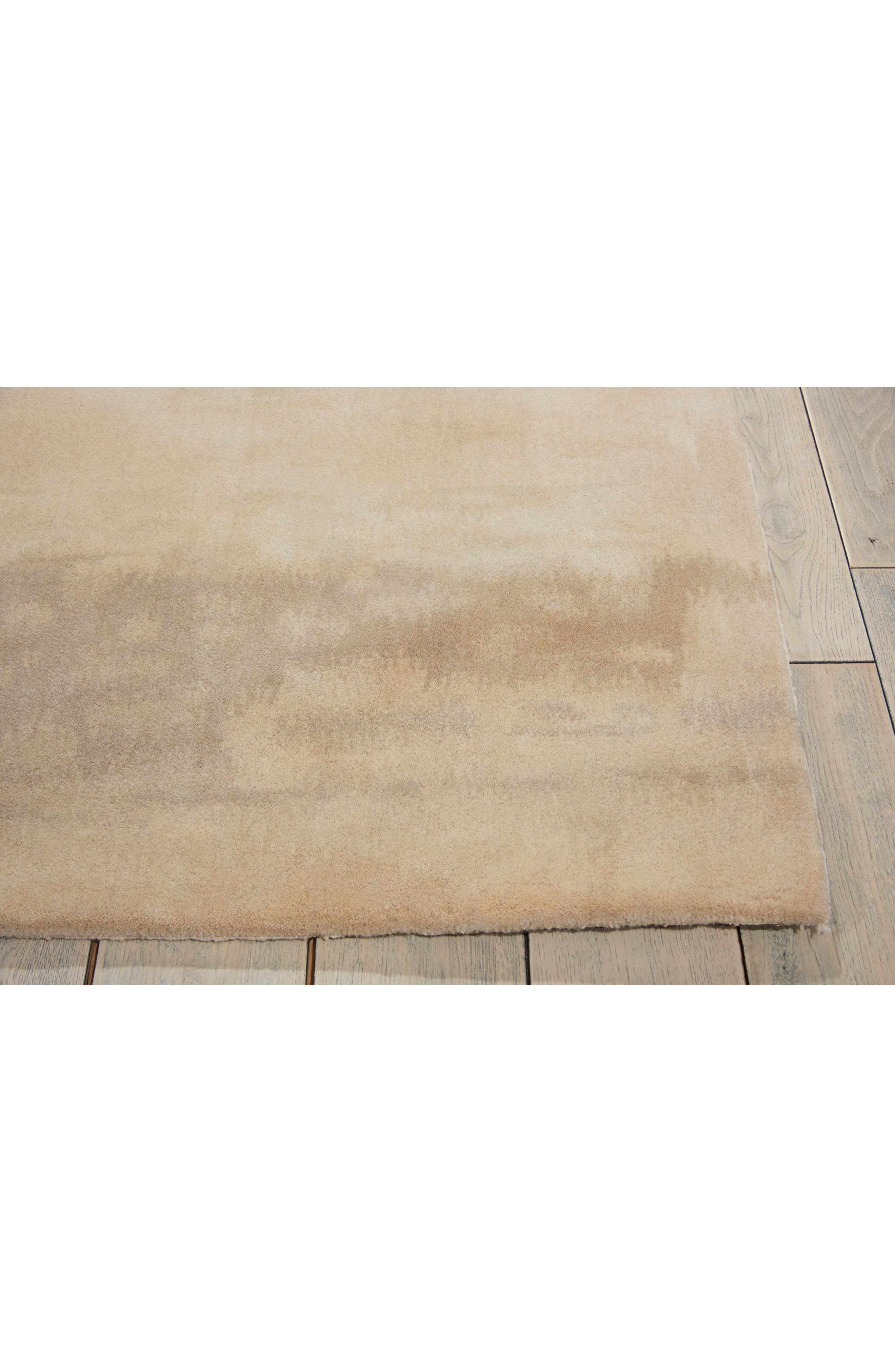 Luster Wash Wool Area Rug,                             Alternate thumbnail 9, color,
