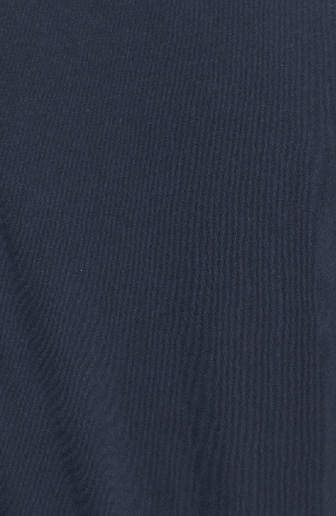 Crewneck Jersey T-Shirt,                             Alternate thumbnail 329, color,