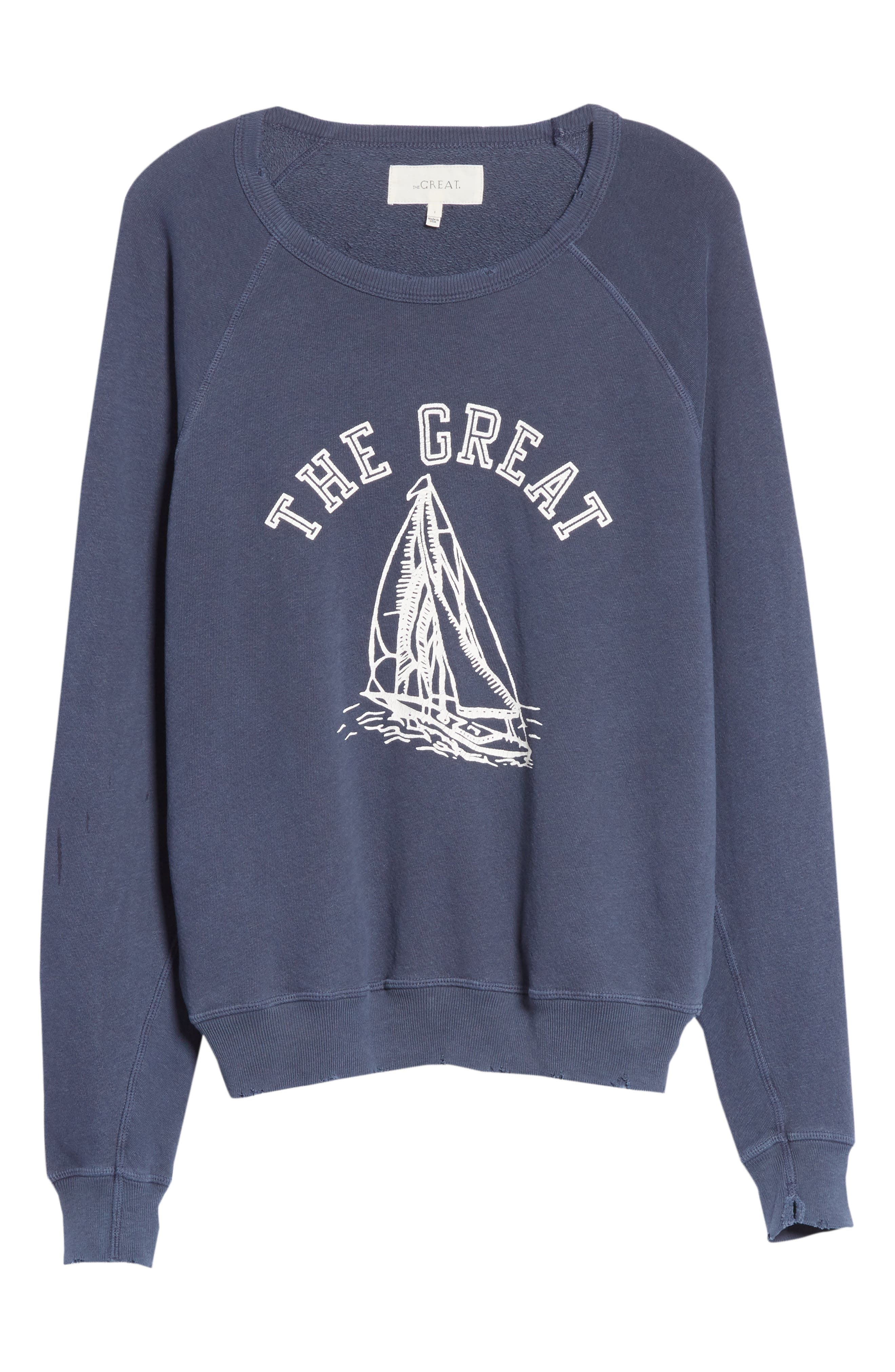 The College Sweatshirt,                             Alternate thumbnail 7, color,                             405