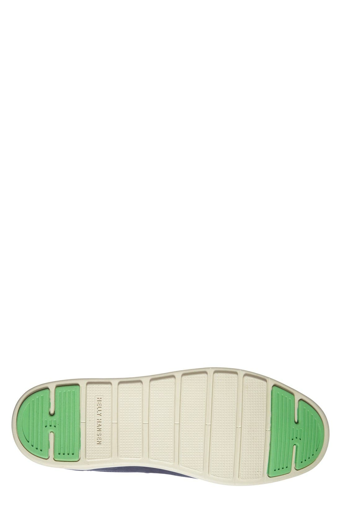 'Stockholm' Waterproof High Top Sneaker,                             Alternate thumbnail 4, color,                             489