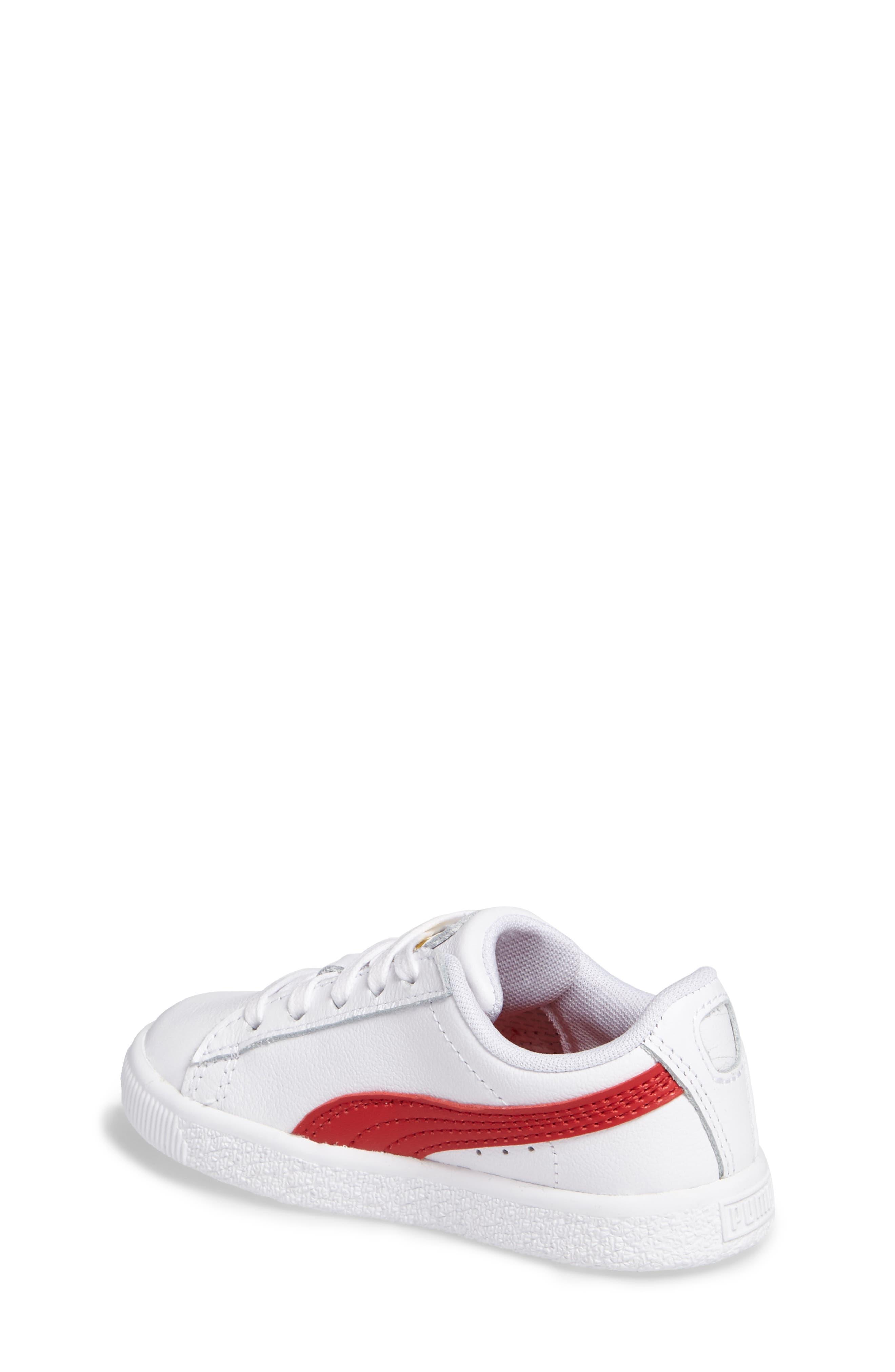 Clyde Core Foil Sneaker,                             Alternate thumbnail 11, color,