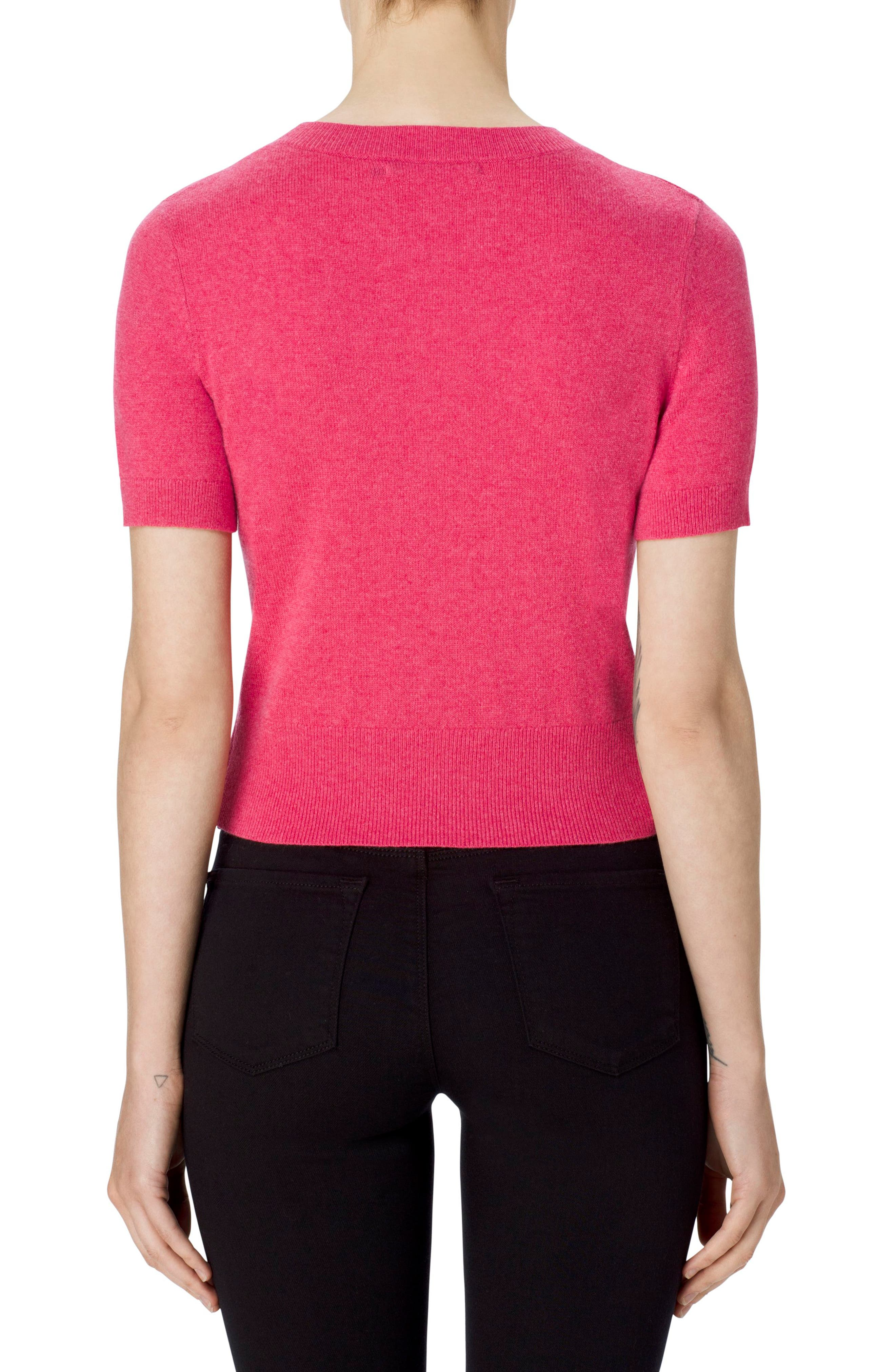 Briony Cashmere Sweater,                             Alternate thumbnail 2, color,                             824