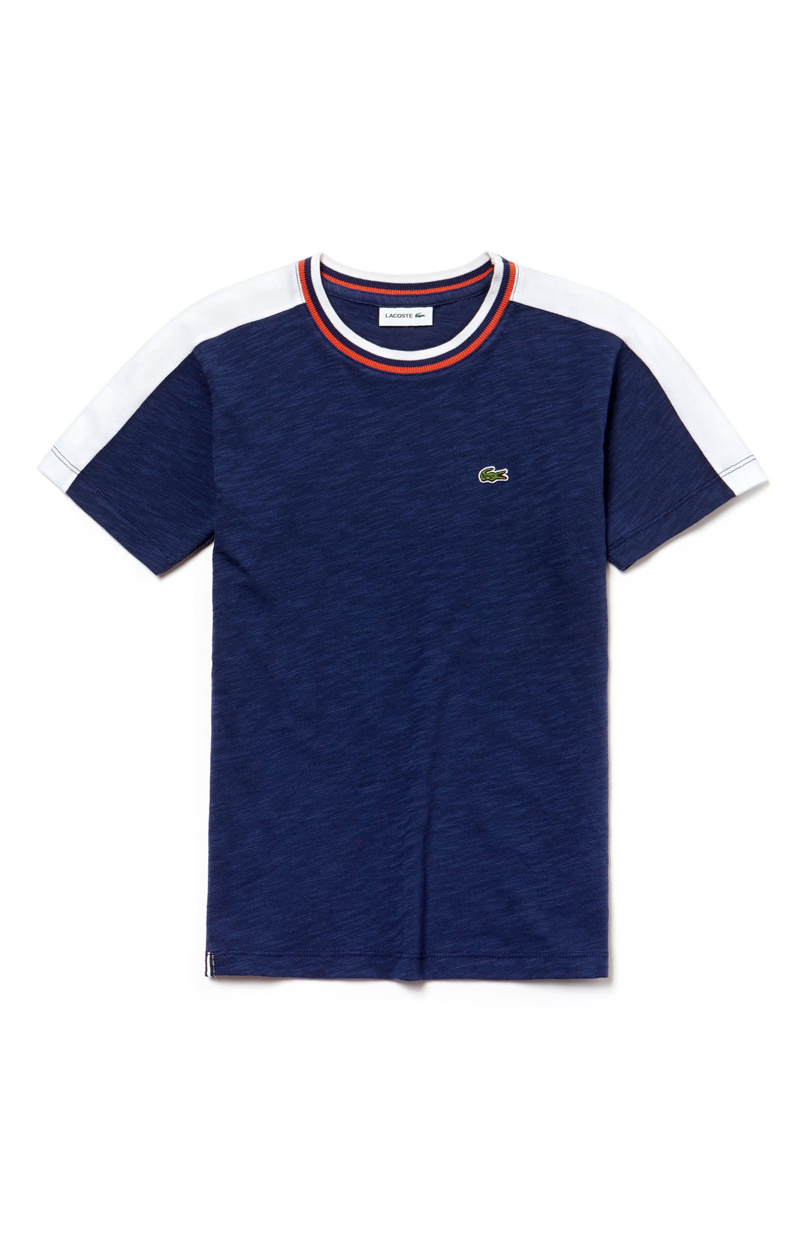 Slub Jersey Shirt,                         Main,                         color, 406