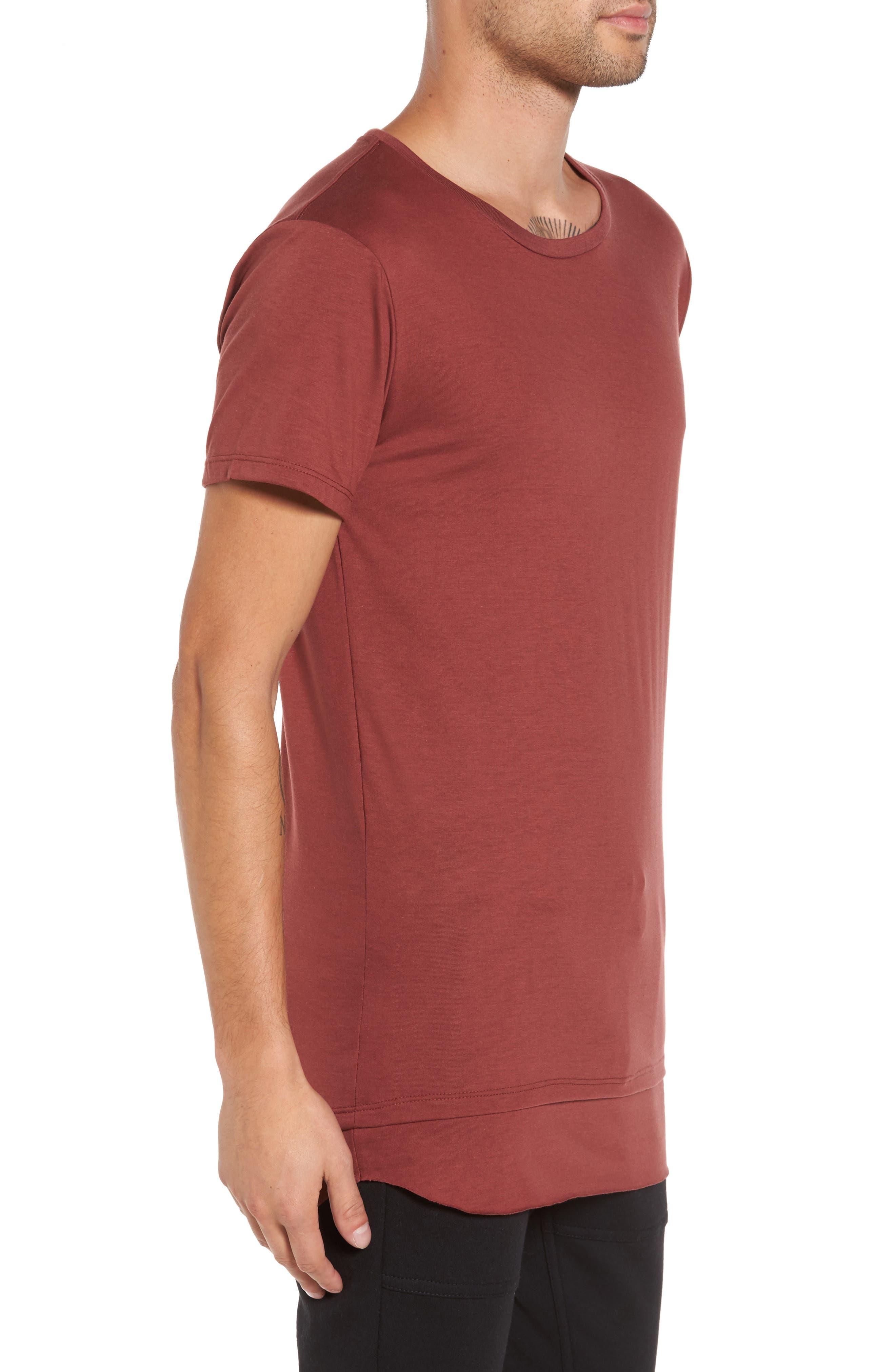 Double Layer T-Shirt,                             Alternate thumbnail 9, color,