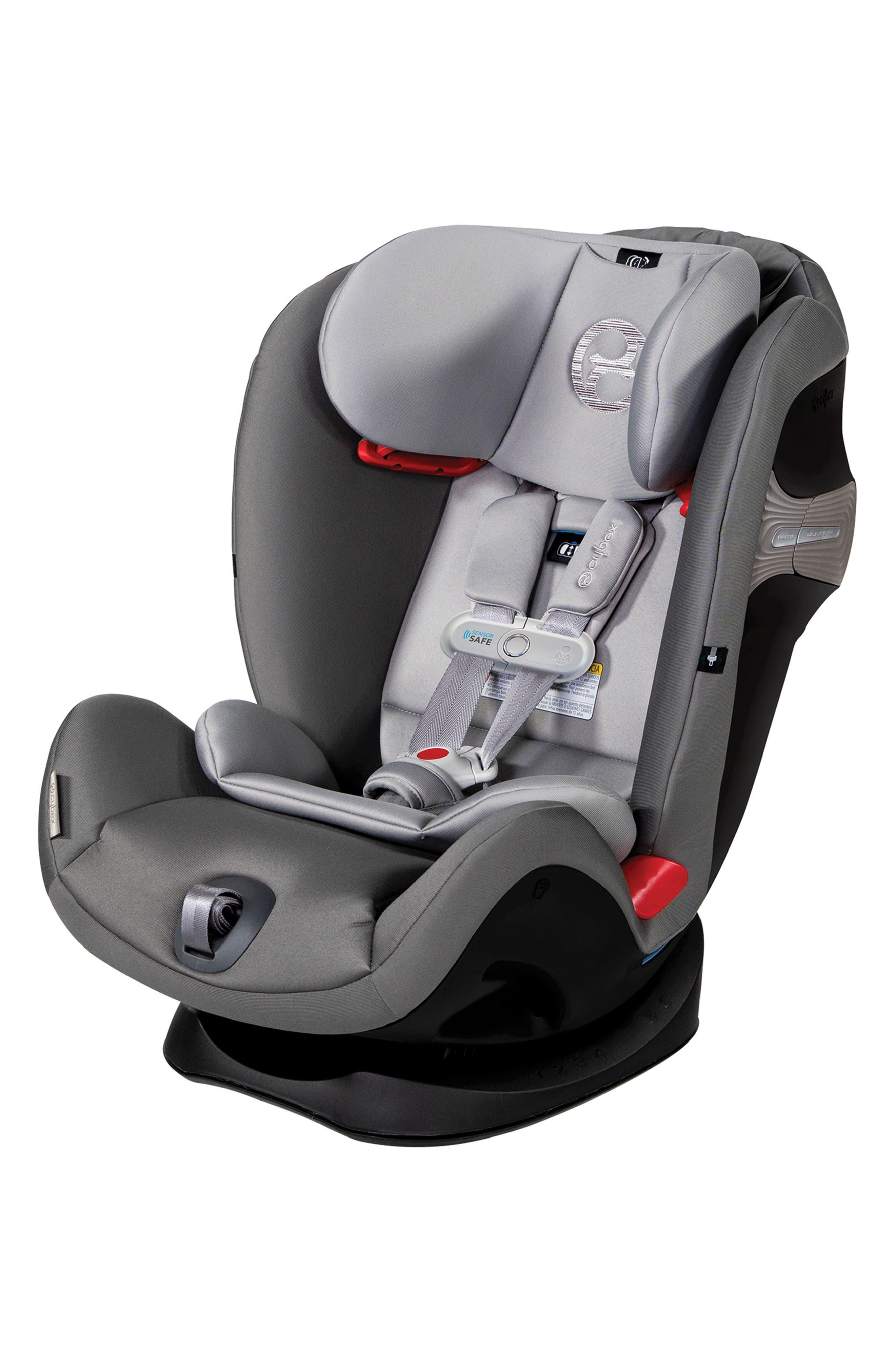 Infant Cybex Eternis S Sensorsafe(TM) AllInOne Car Seat Size One Size  Grey