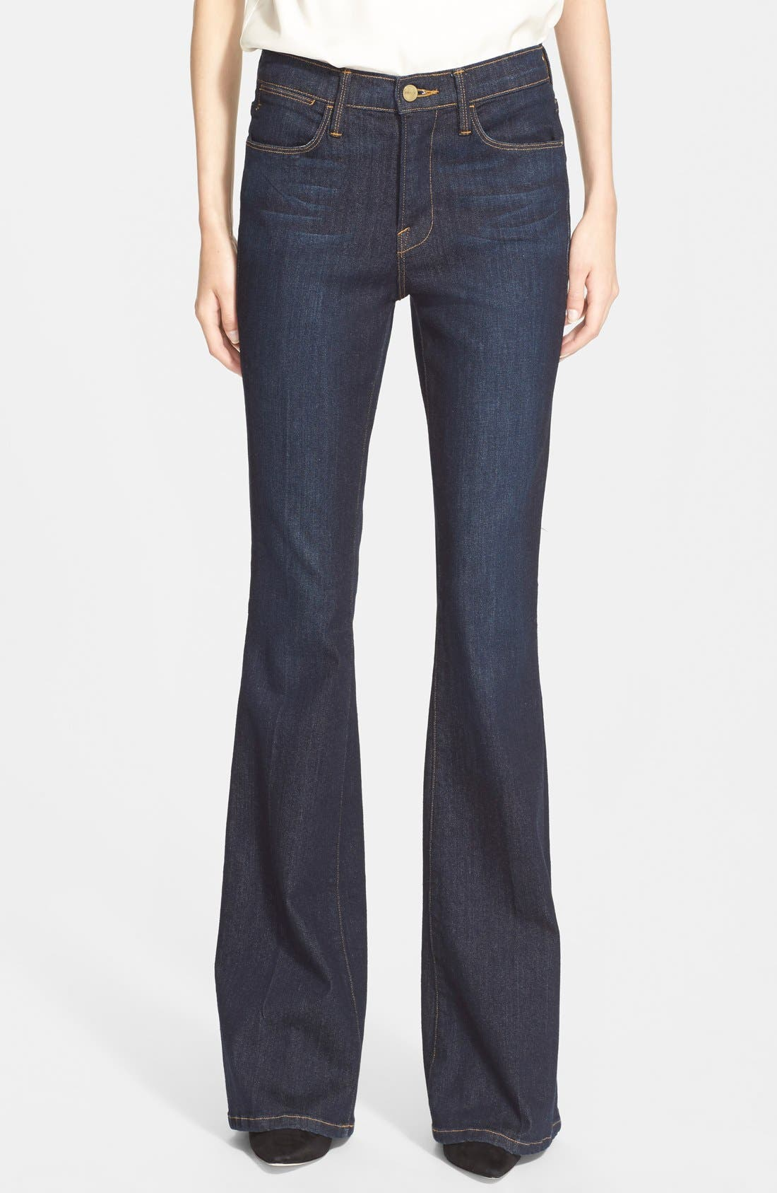 'Le High Flare' Jeans,                         Main,                         color,