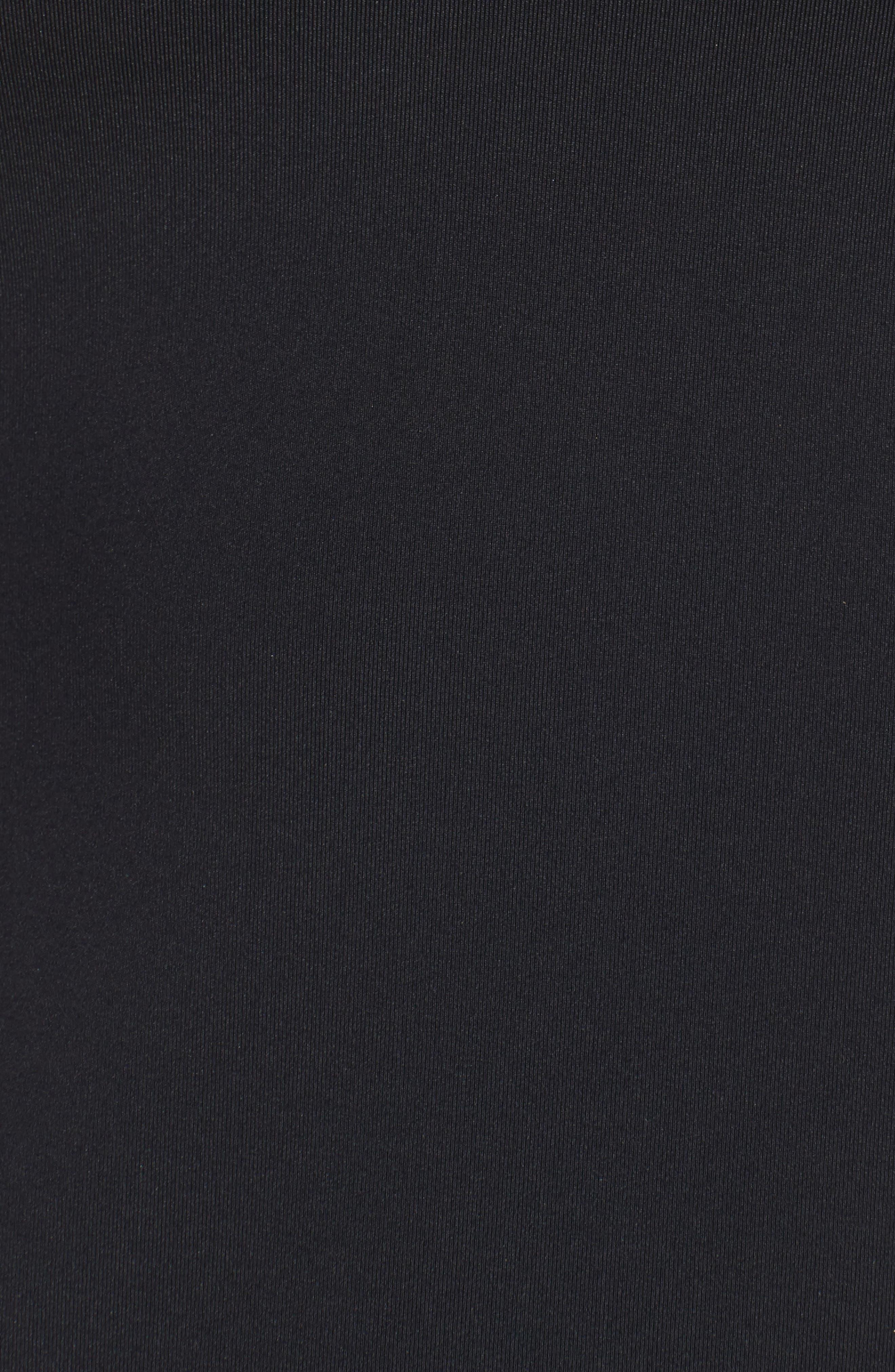 Multi Rouleau Singlet Tankini,                             Alternate thumbnail 5, color,                             001
