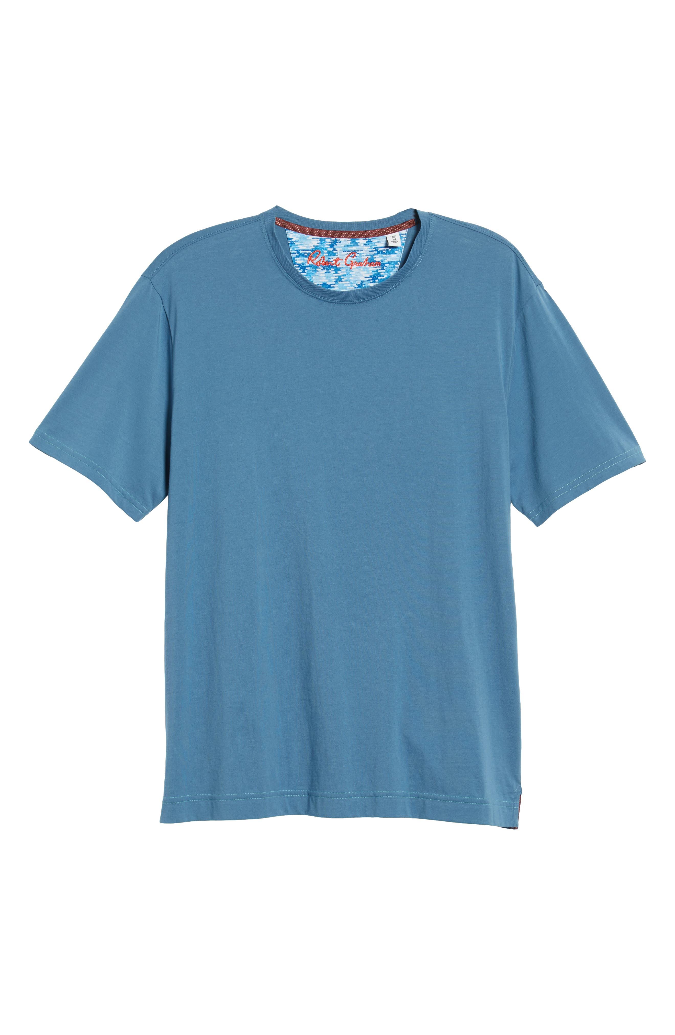 Neo T-Shirt,                             Alternate thumbnail 6, color,                             MARINE