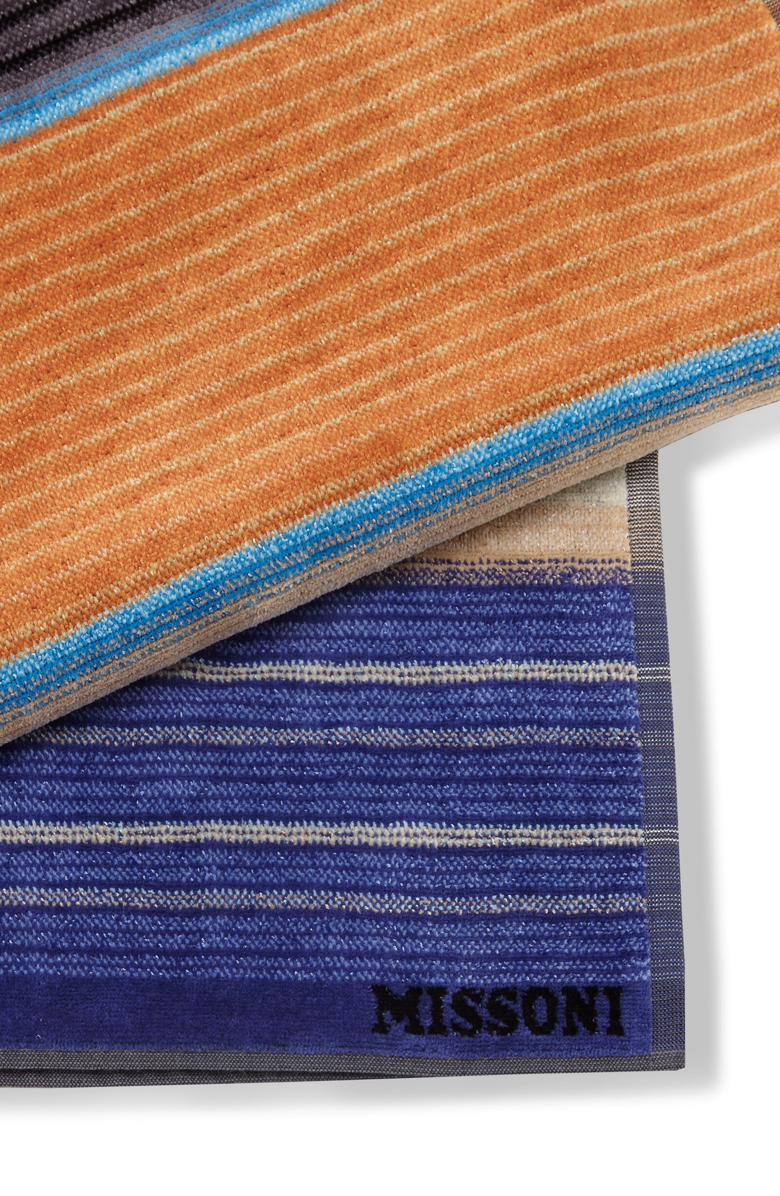 Viviette Beach Towel,                             Alternate thumbnail 2, color,                             MULTI