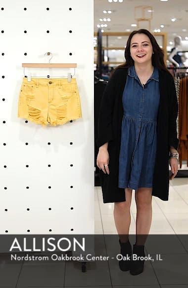 Decon Ripped Denim Shorts, sales video thumbnail
