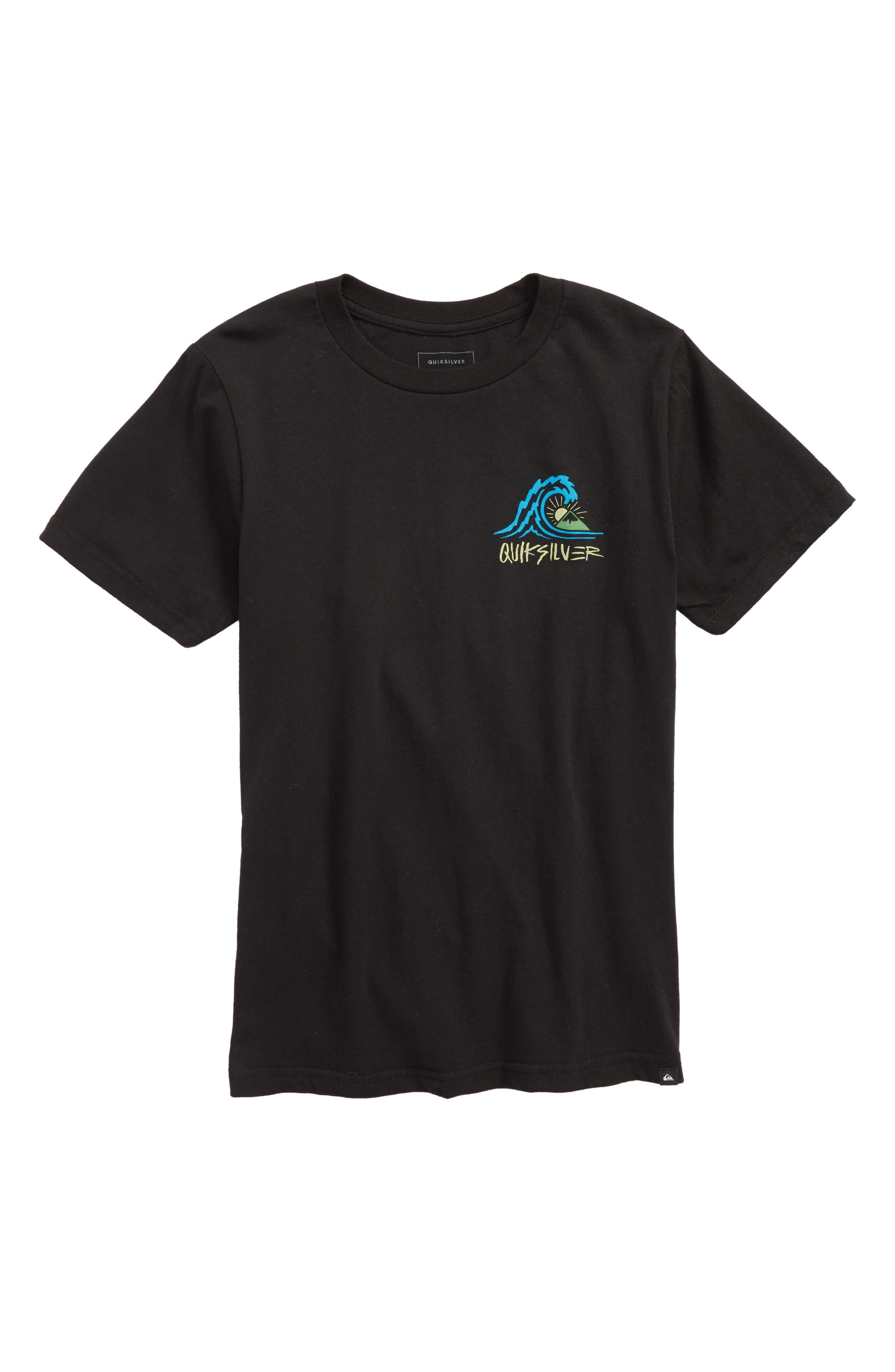 Quik Start Graphic T-Shirt,                             Main thumbnail 1, color,                             002