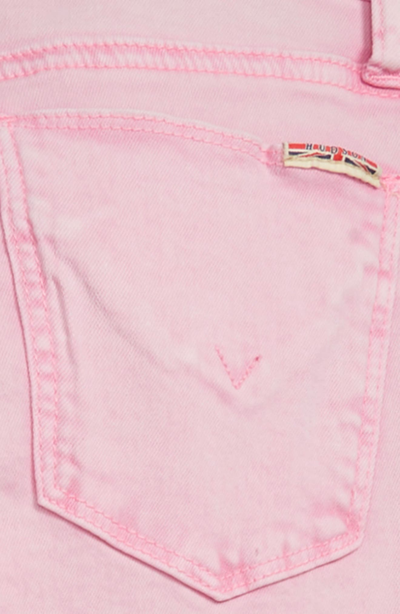 Wren Skinny Jeans,                             Alternate thumbnail 3, color,                             WATERMELON