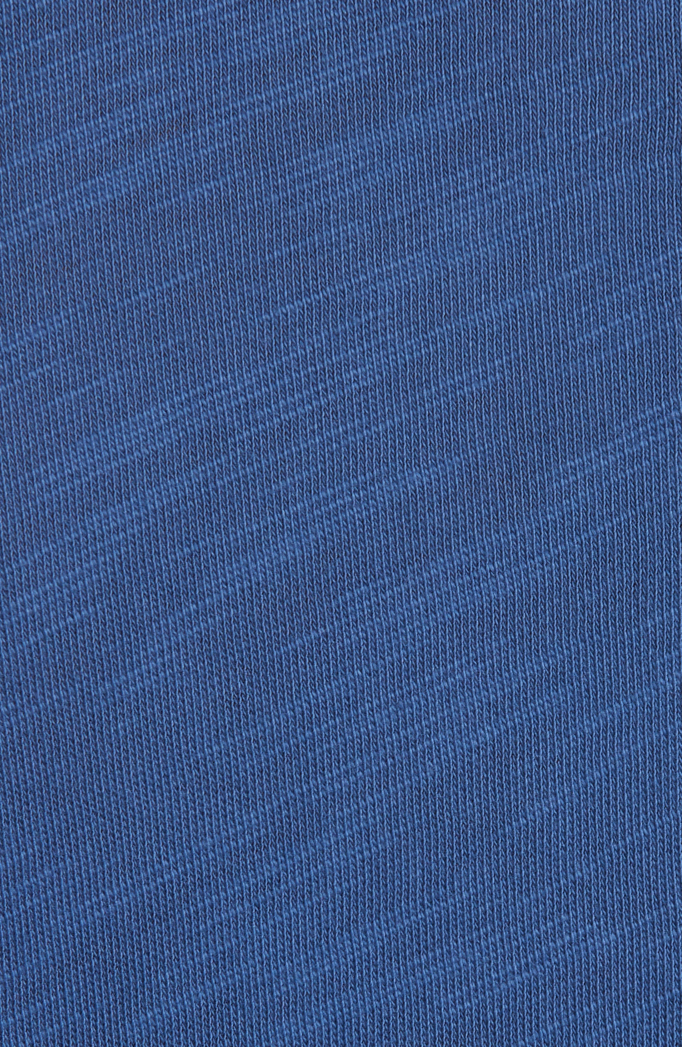 Slub Cotton Jersey T-Shirt,                             Alternate thumbnail 10, color,