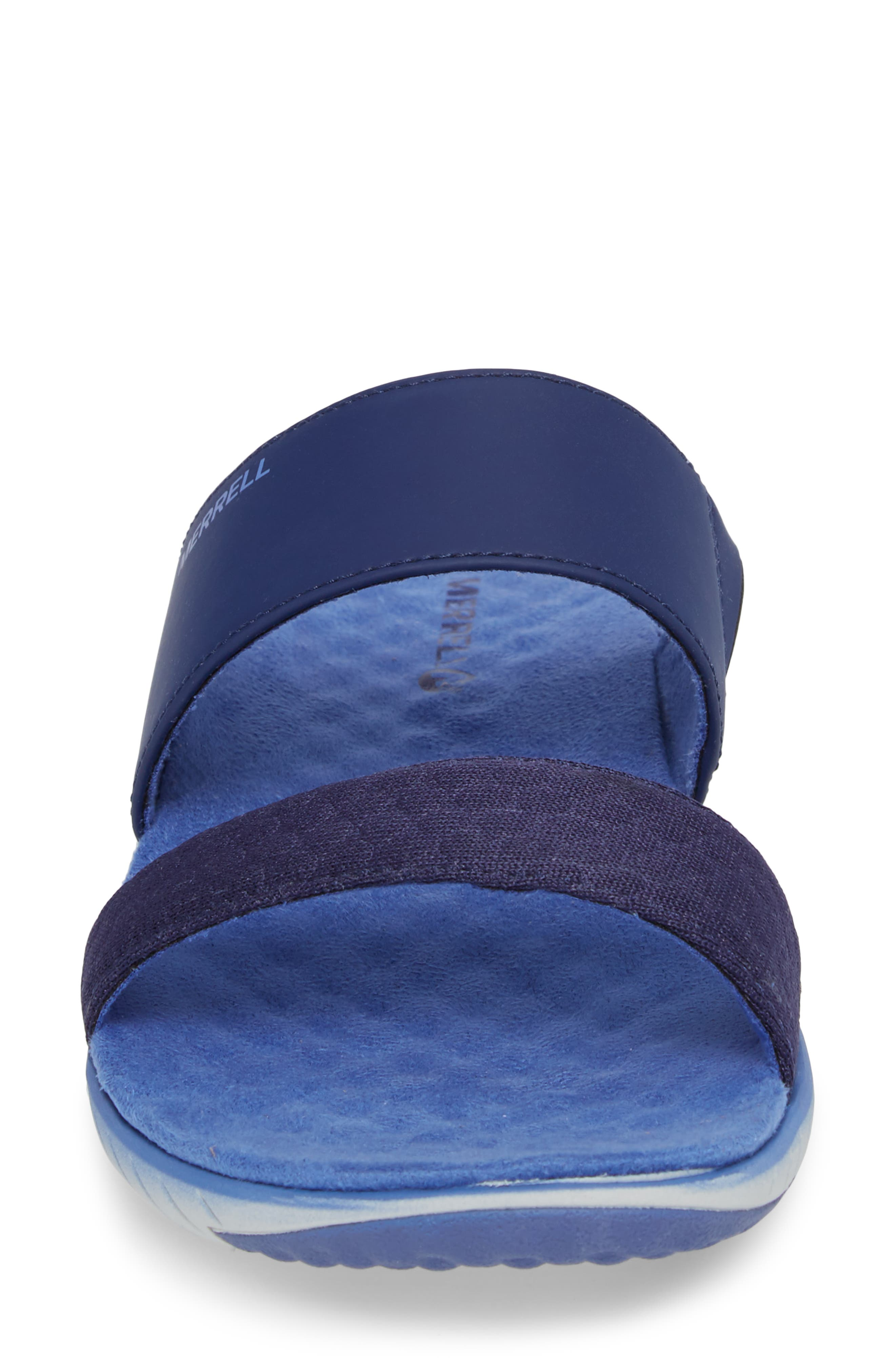 1SIX8 Linna Air Cushion+ Slide Sandal,                             Alternate thumbnail 15, color,