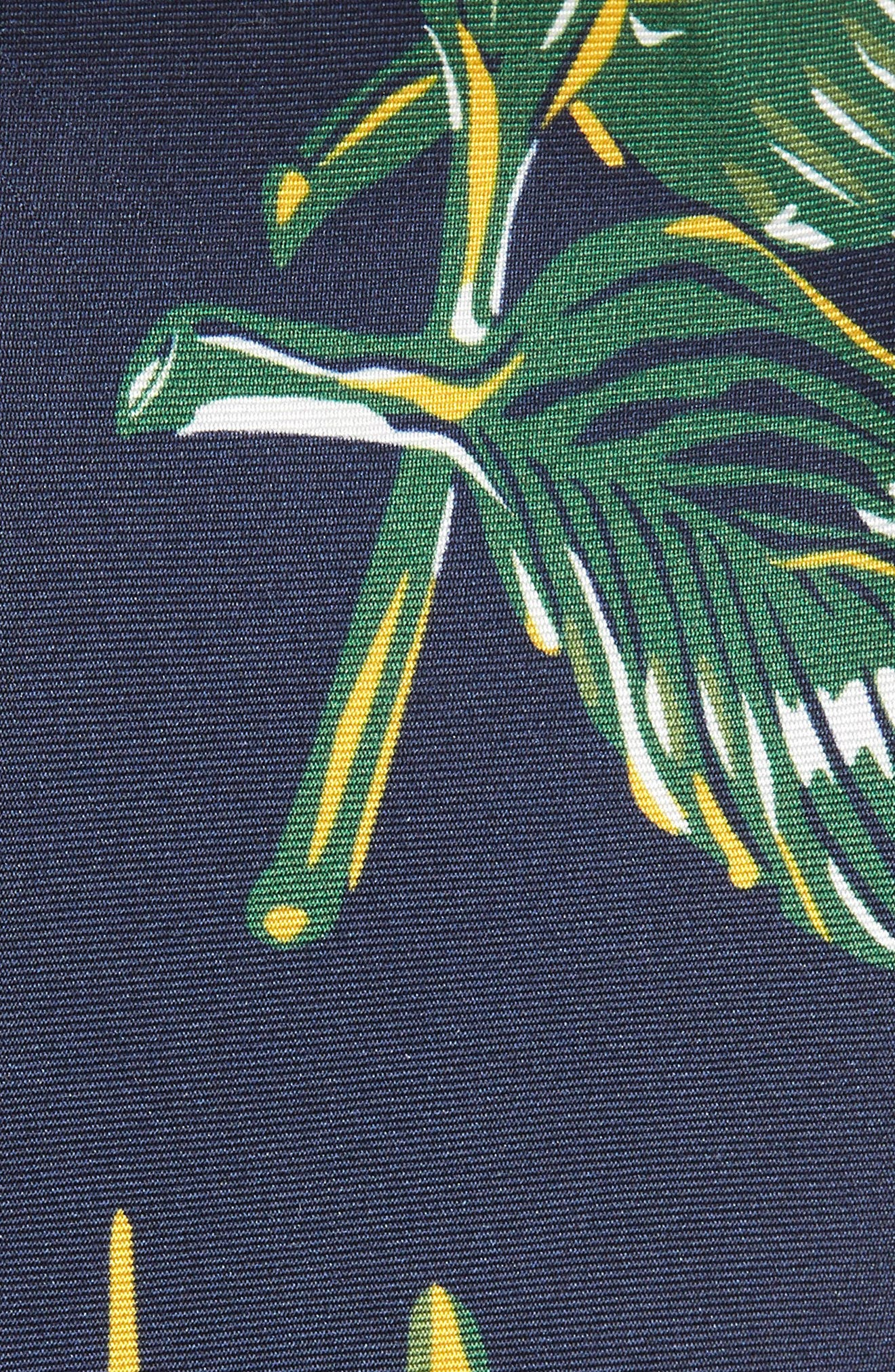 Birds Of Paradise Floral Silk Tie,                             Alternate thumbnail 2, color,                             400