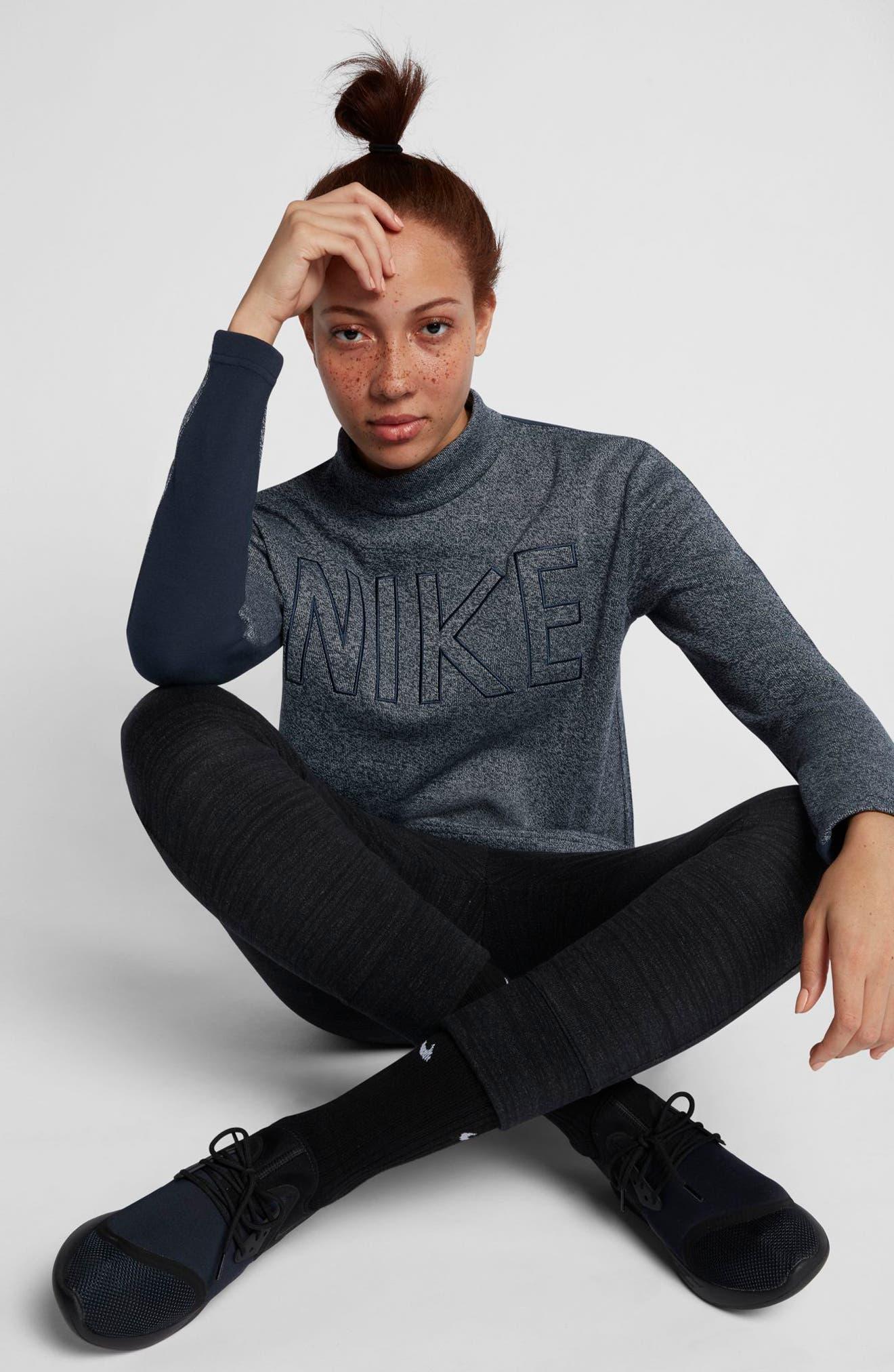Women's Sportswear Jersey Top,                             Alternate thumbnail 7, color,                             451