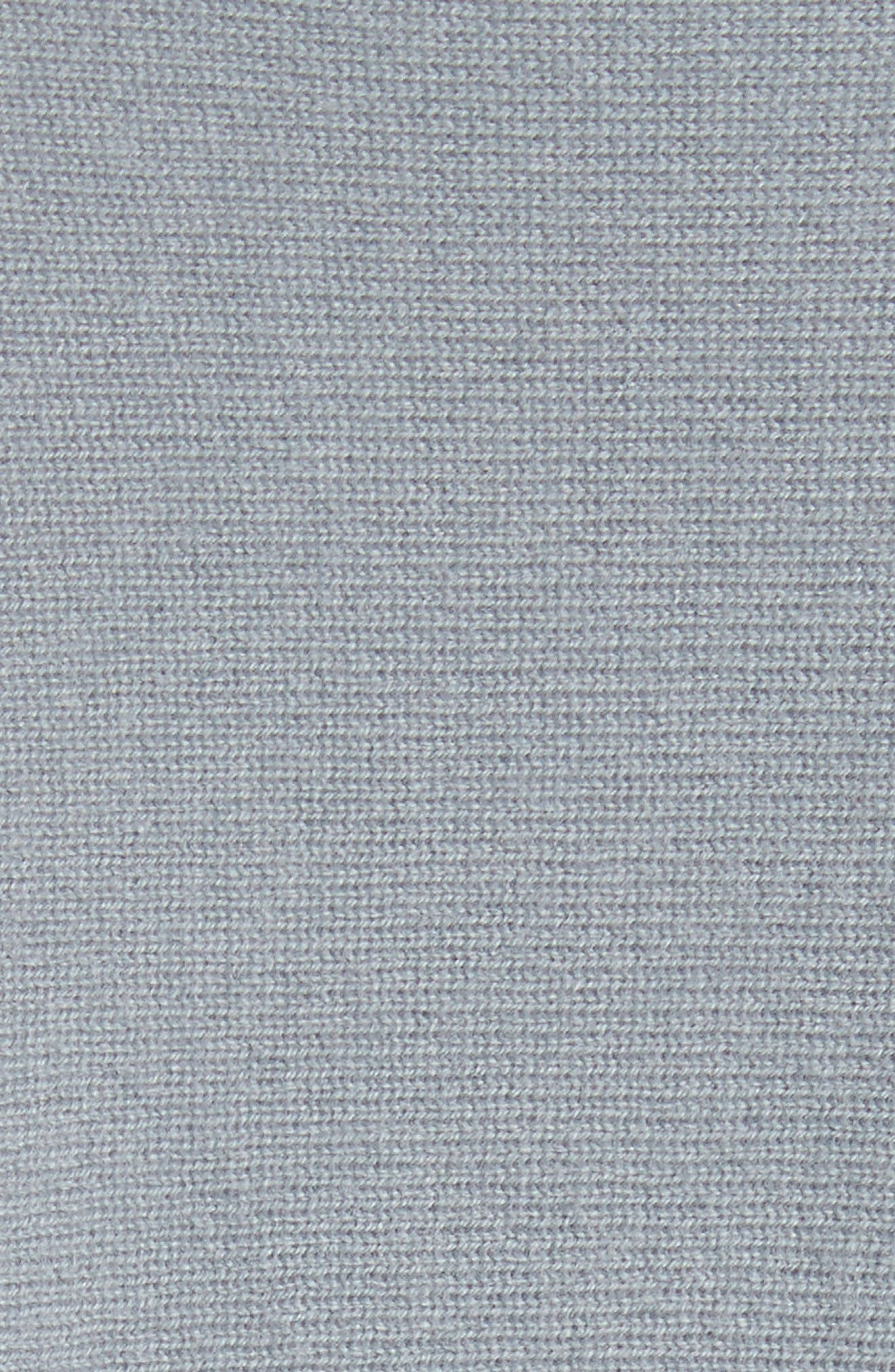 Cashmere Fringe Cardigan,                             Alternate thumbnail 5, color,                             400