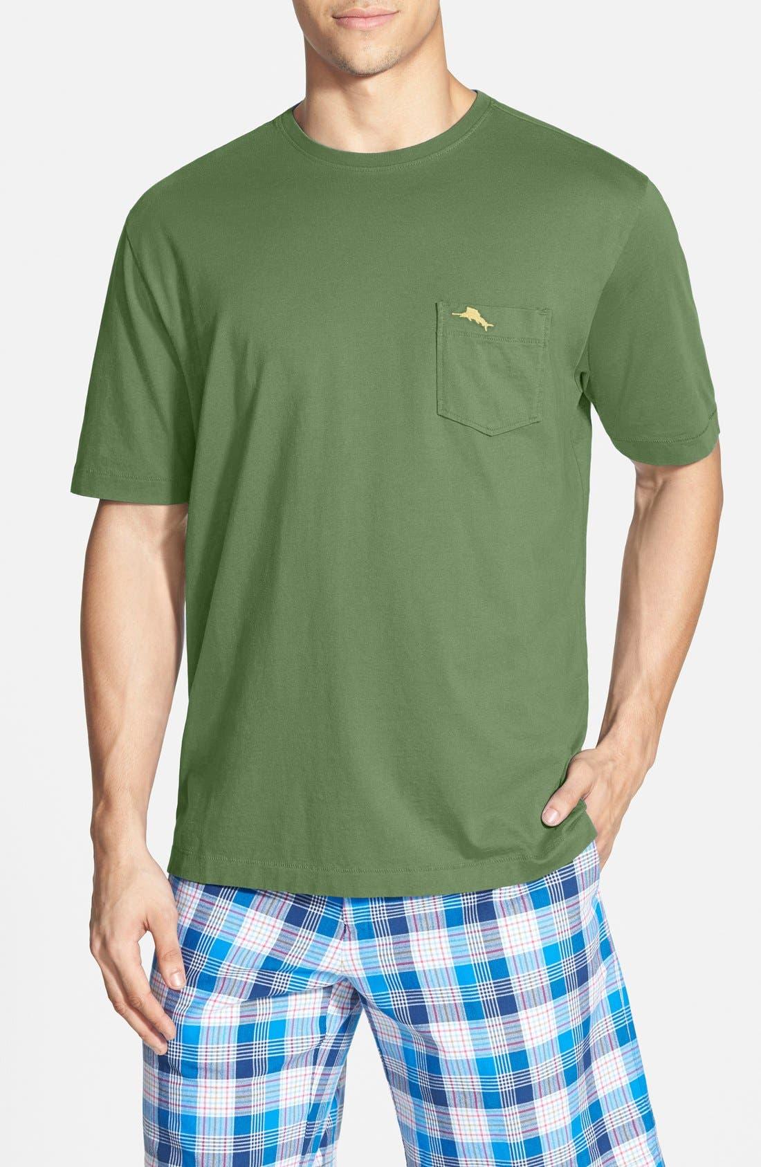 New Bali Sky Pima Cotton Pocket T-Shirt,                             Main thumbnail 12, color,