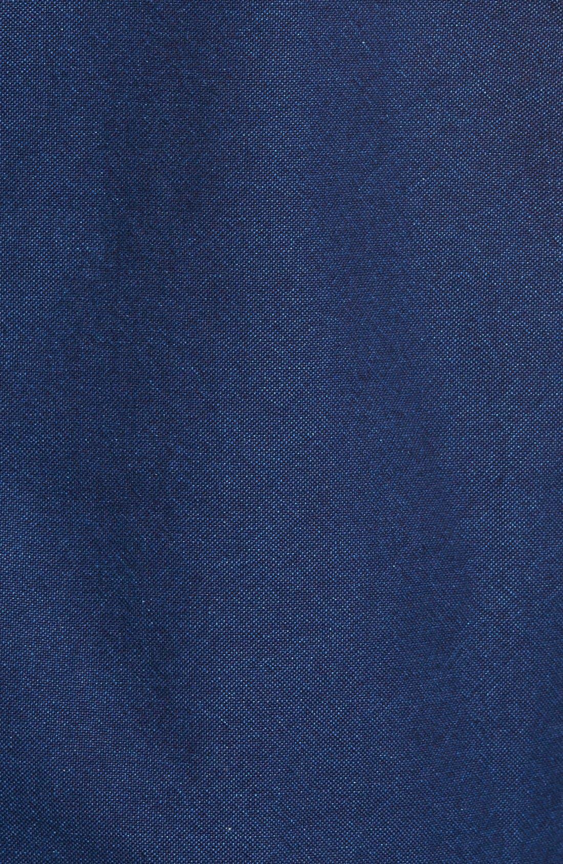 LUCKY BRAND,                             Denim Harrington Jacket,                             Alternate thumbnail 2, color,                             410
